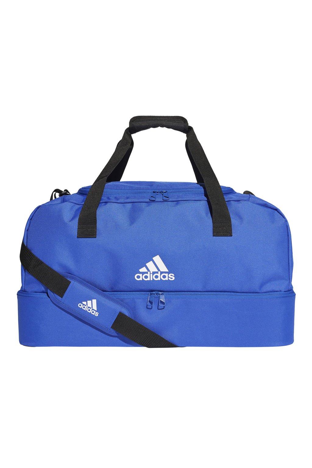 Taška Adidas Tiro Duffel BC M modrá DU2004