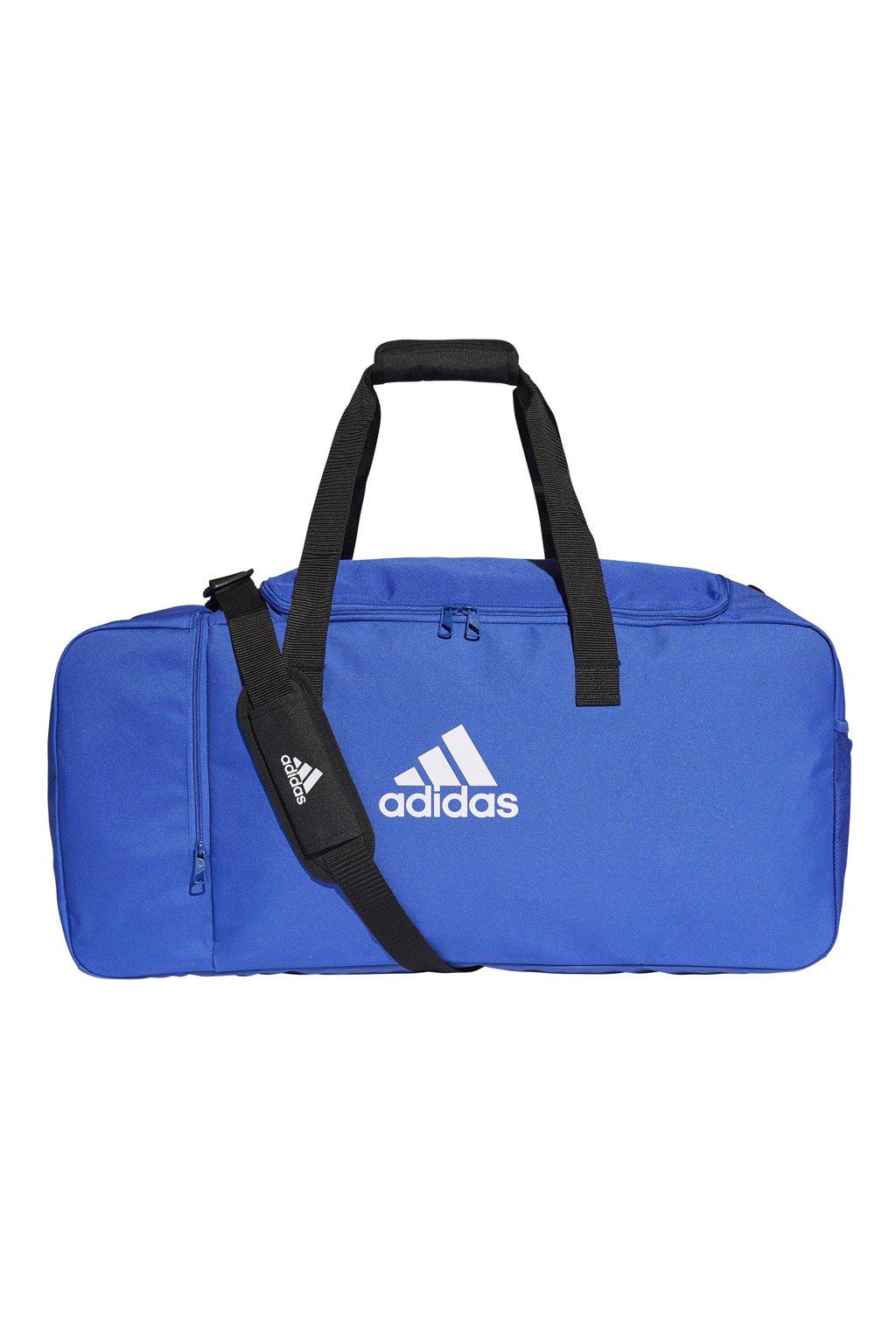 Taška adidas Tiro Duffel L blue DU1984
