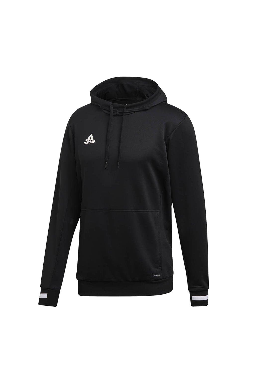 Pánska mikina Adidas Team 19 Hoody M, čierna DW6860