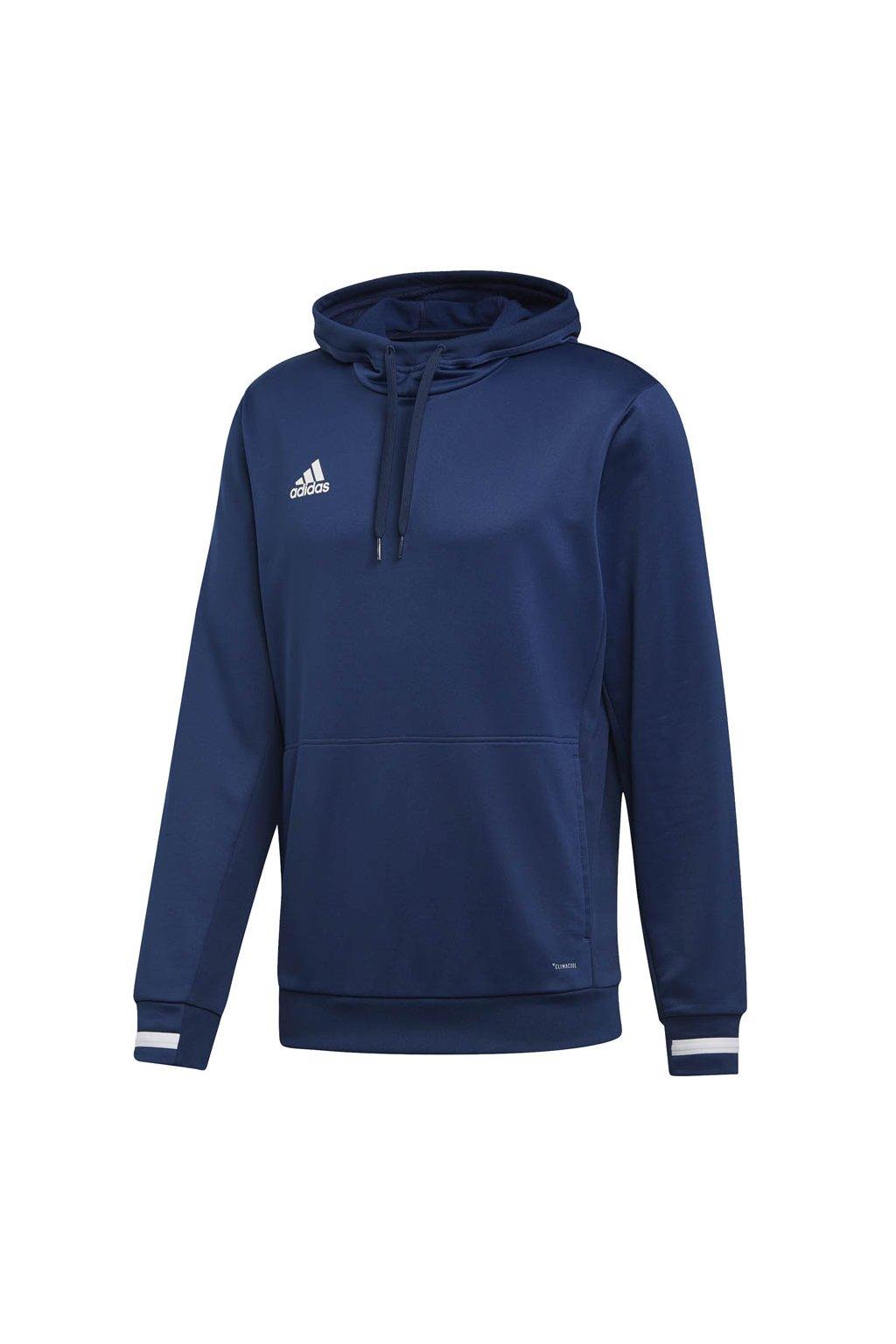 Adidas pánska mikina Team 19 Hoody M námornícka modrá DY8825