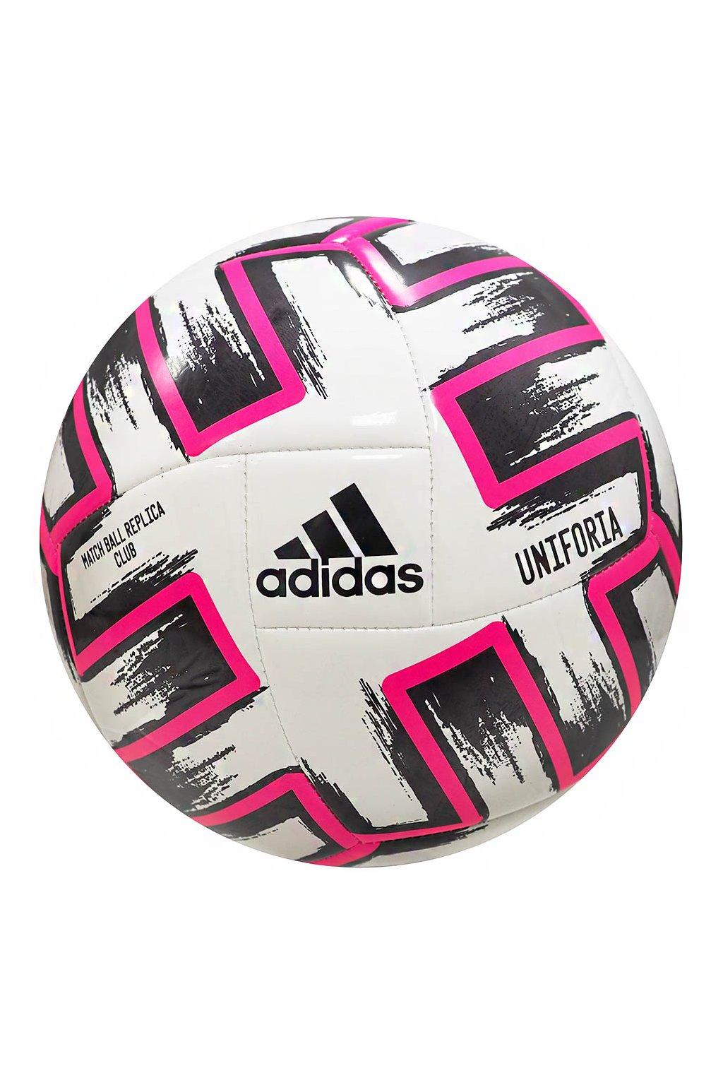 Futbalová lopta Adidas Uniforia biela FR8067