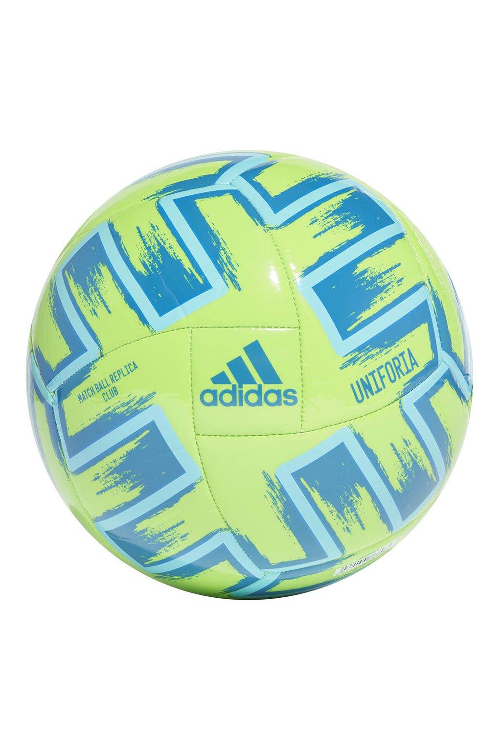 Futbalová lopta Adidas Uniforia FH7354 zelená