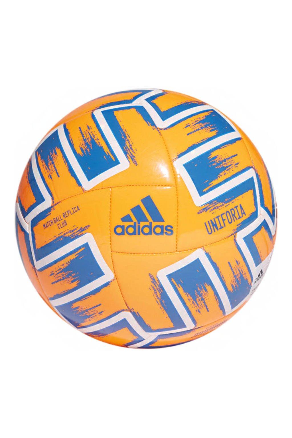 Futbalová lopta Adidas Uniforia FP9705 oranžová
