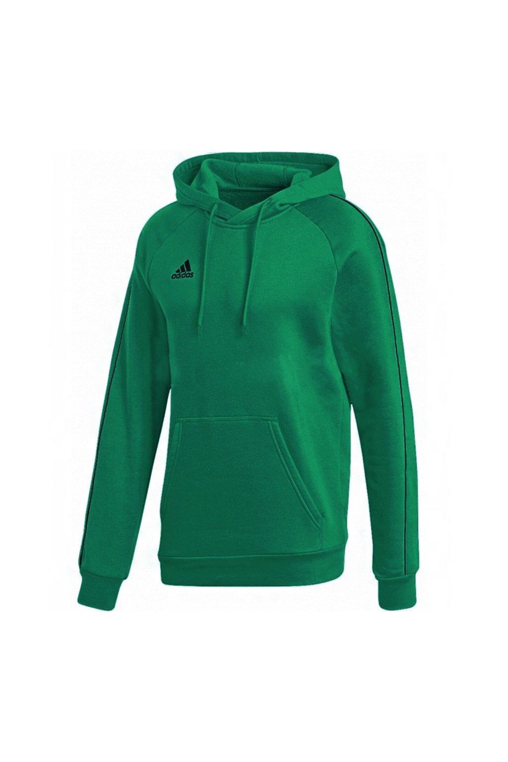 Pánska mikina Adidas Core 18 Hoody green FS1894