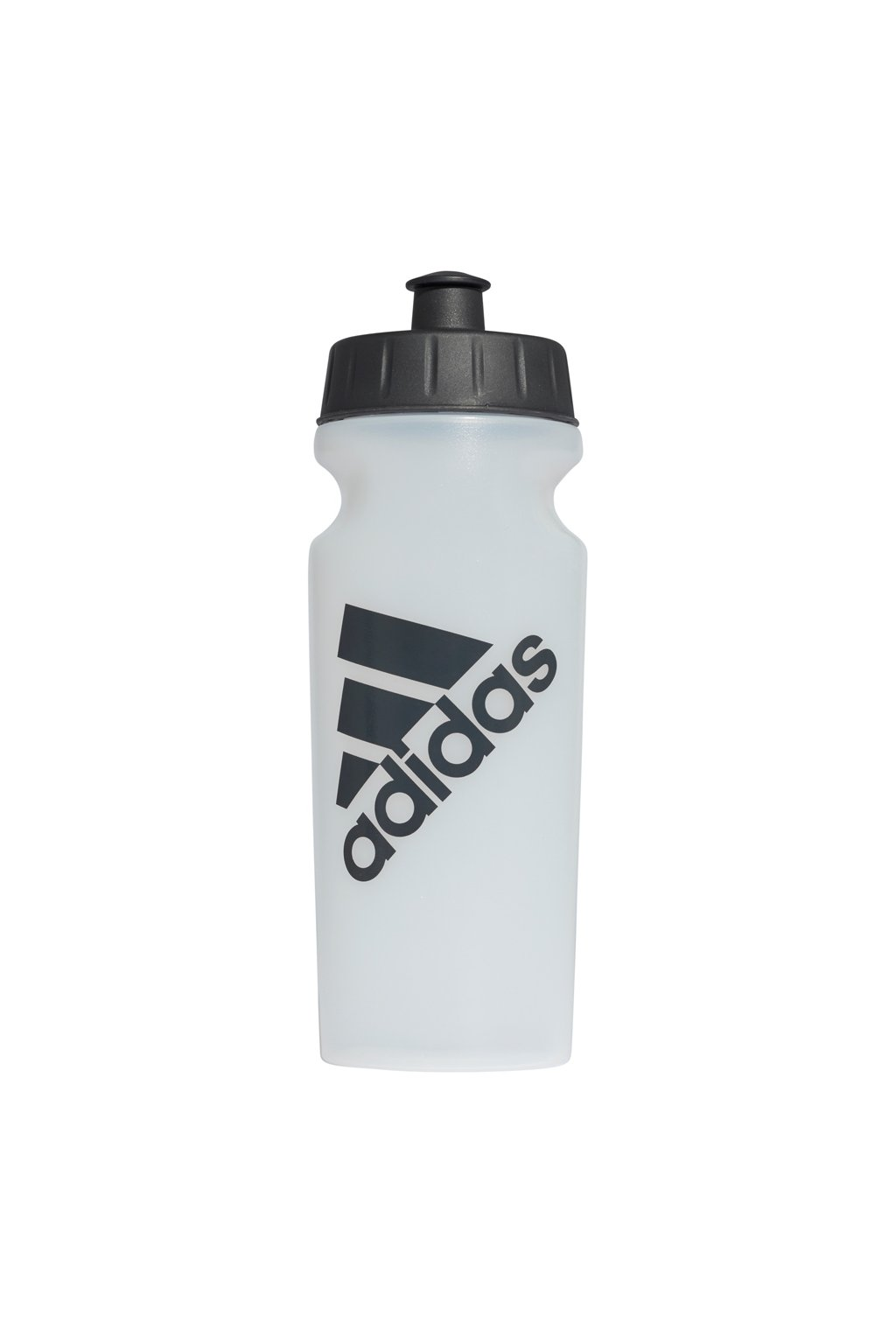 Fľaša Adidas Performance Bottle 500ml bielo čierna CD6280