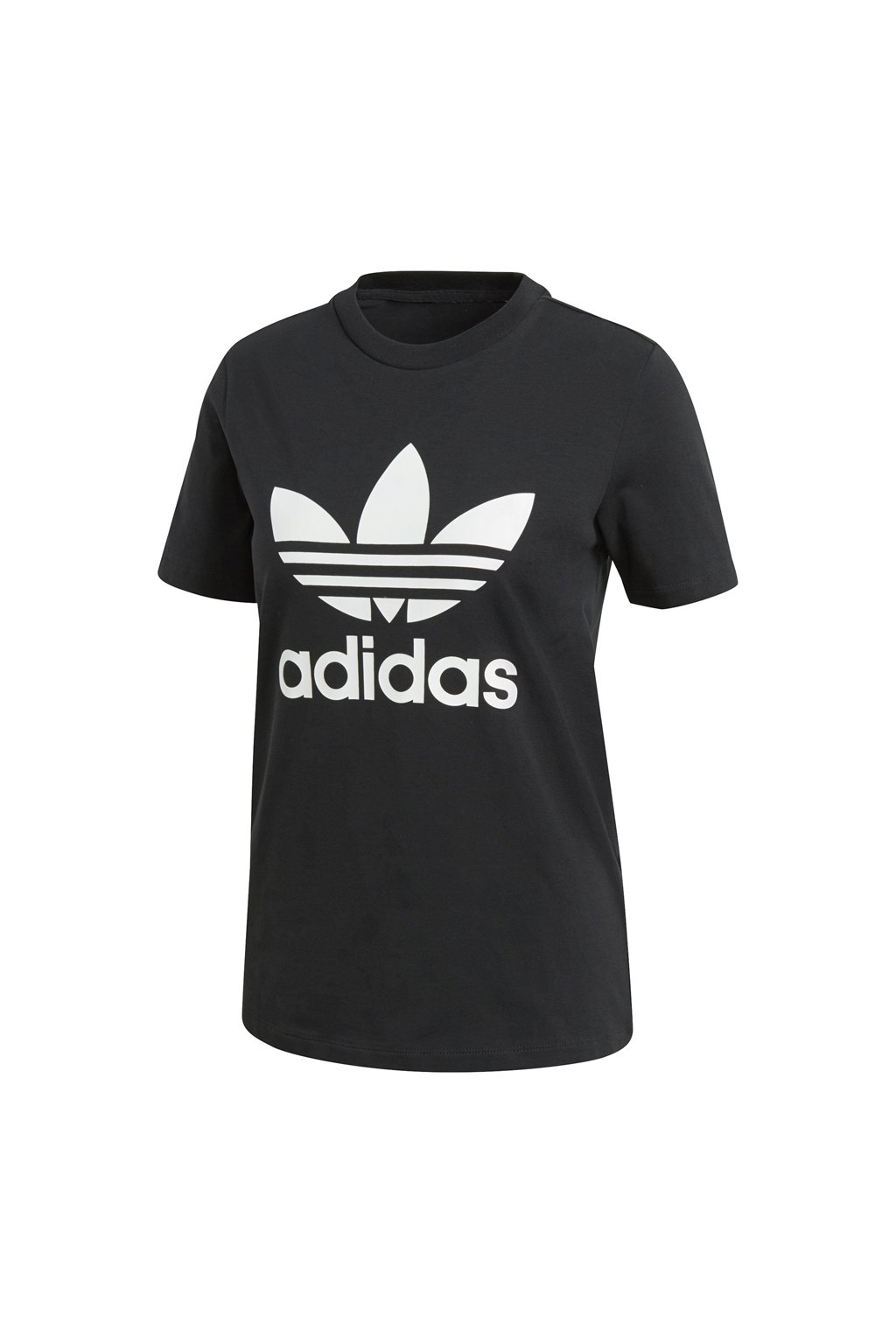 Dámske tričko Adidas Trefoil Tee CV9888 čierne