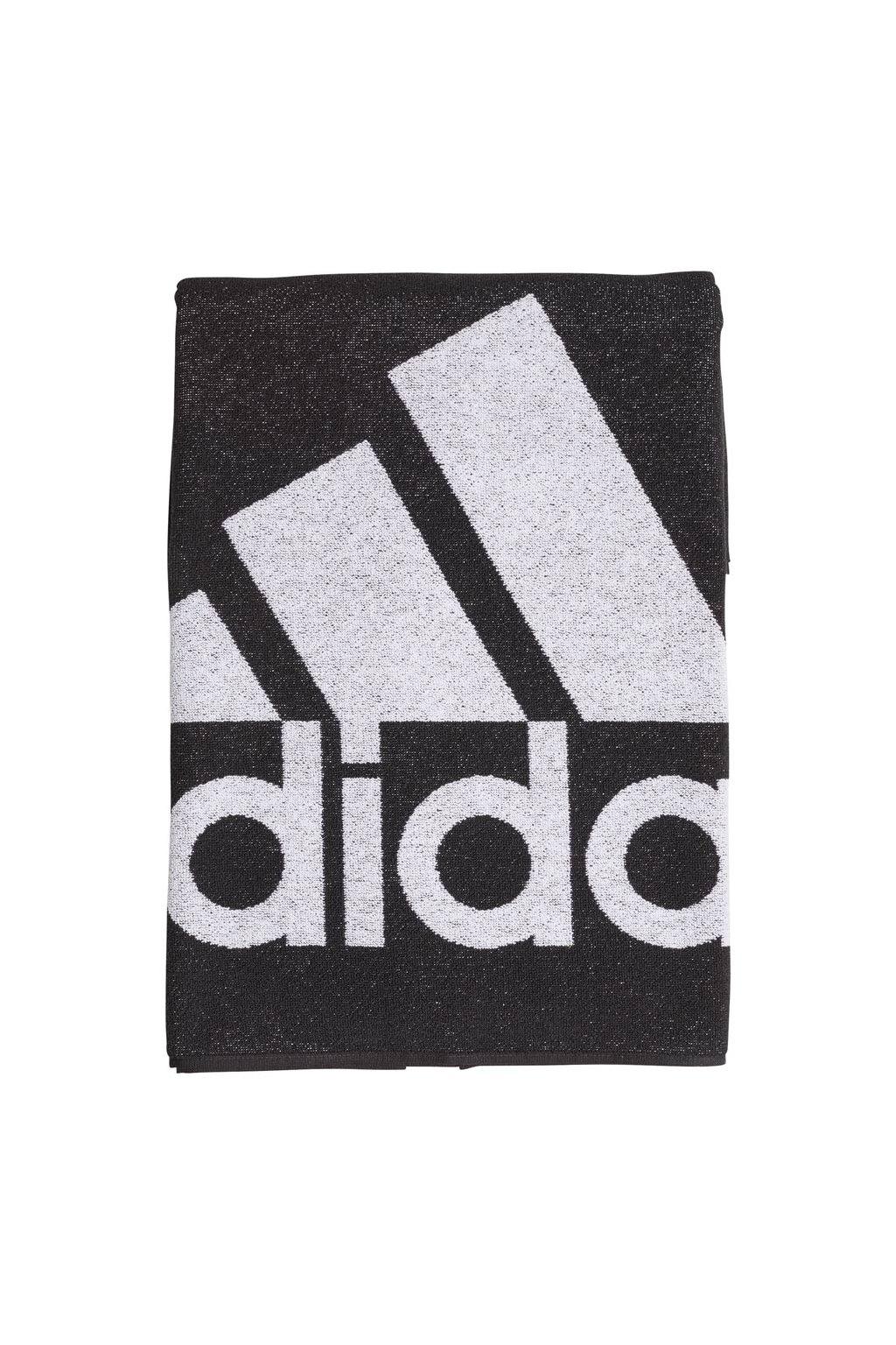 Uterák Adidas Towel L čierny DH2866