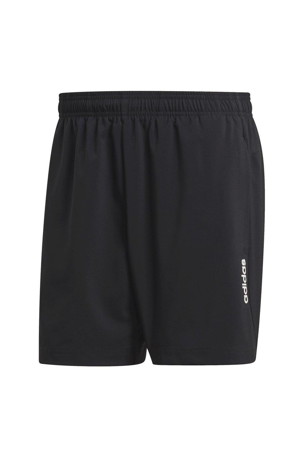 Pánske šortky Adidas Essentials Plain Chelsea Black DQ3085