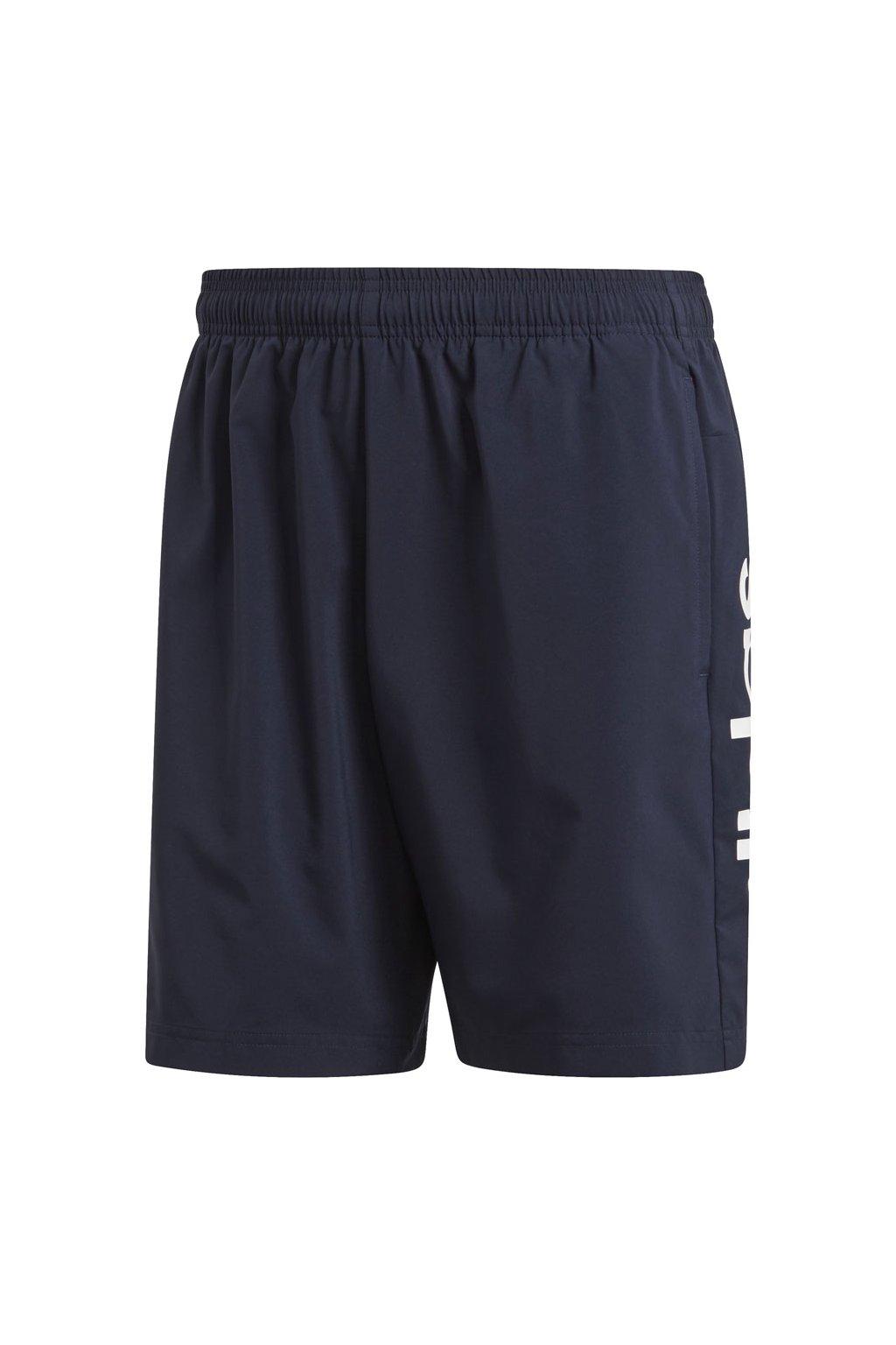 Pánske šortky Adidas Essentials Linear Chelsea navy blue DU0418