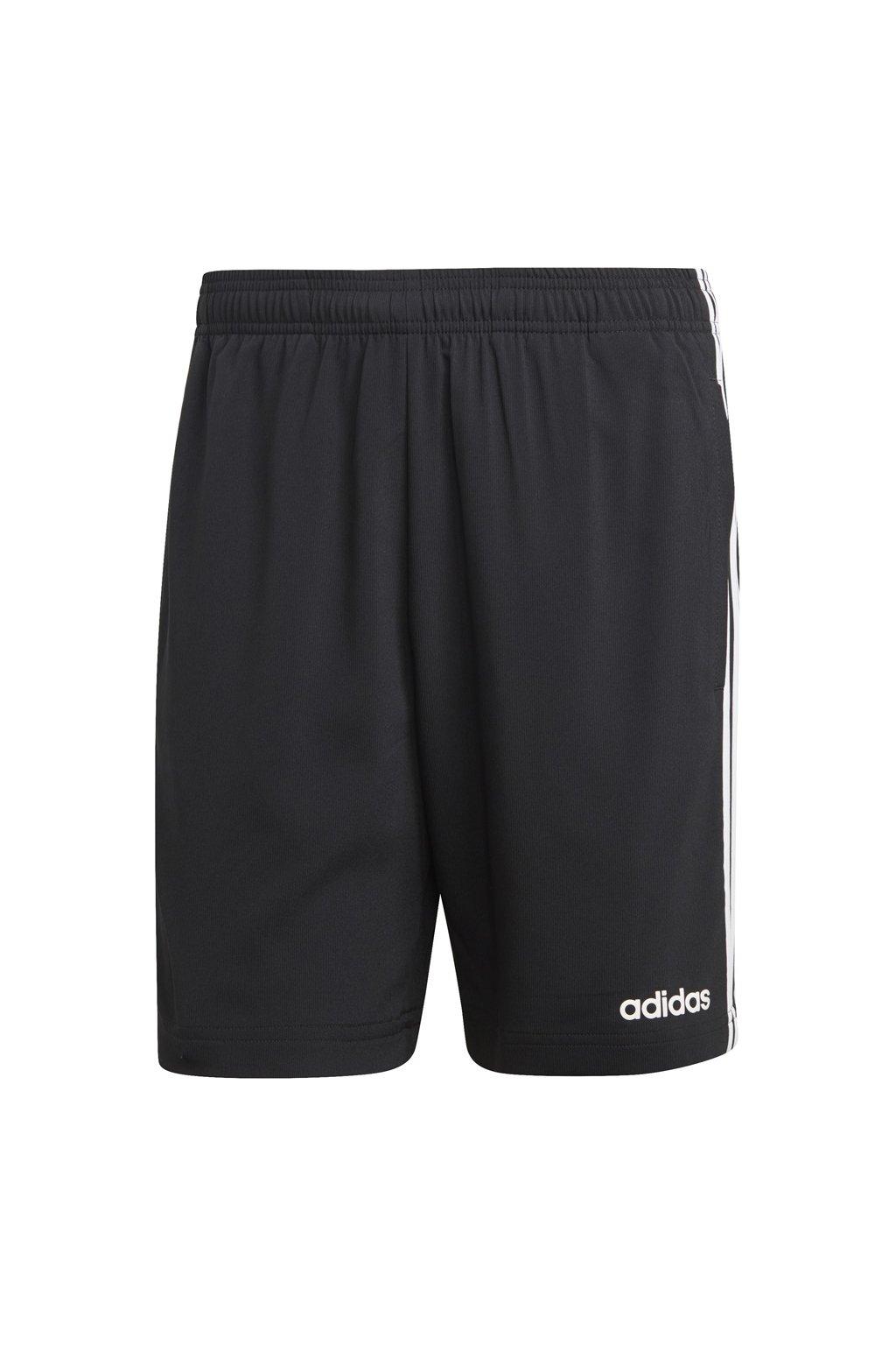 Pánske šortky Adidas Essentials 3S Chelsea Black DQ3073