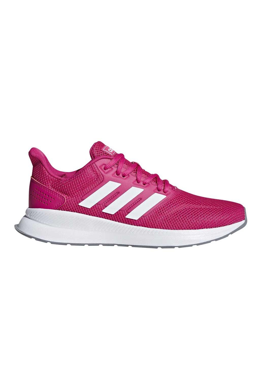 Dámska bežecká obuv adidas Runfalcon pink F36219