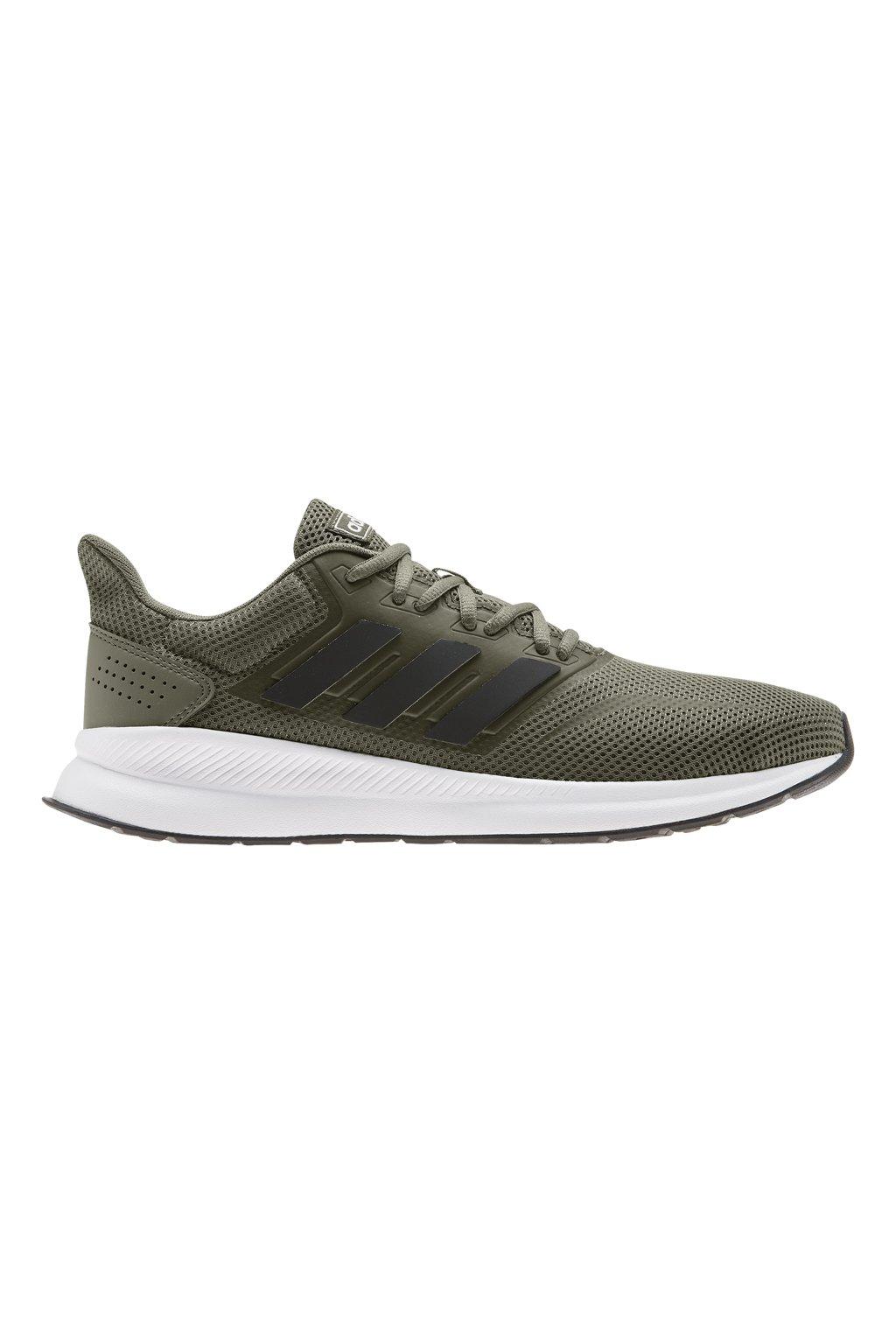 Pánske športové topánky Adidas Runfalcon zelené G28729