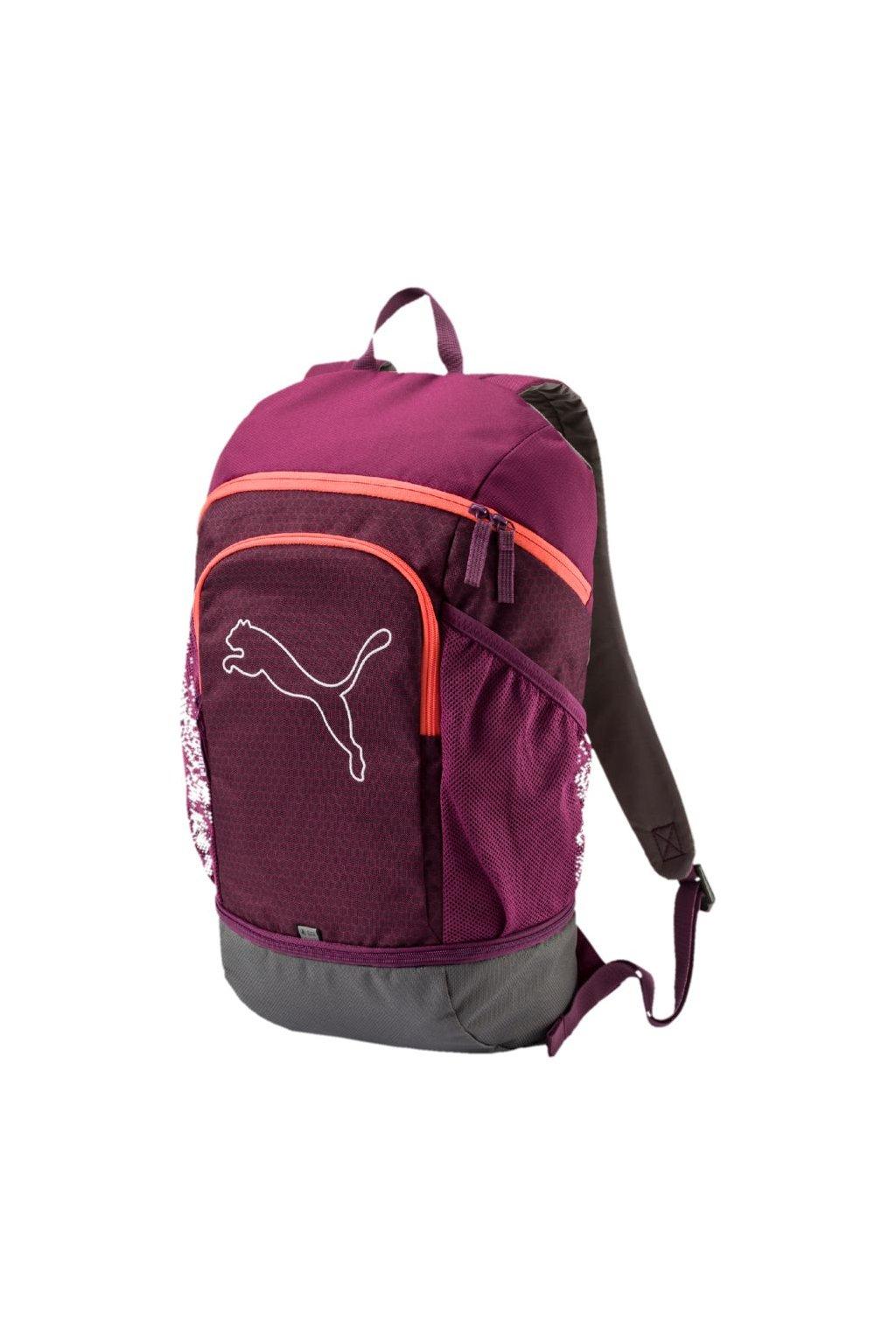 Batoh Puma Echo 74396 07 fialový 23L