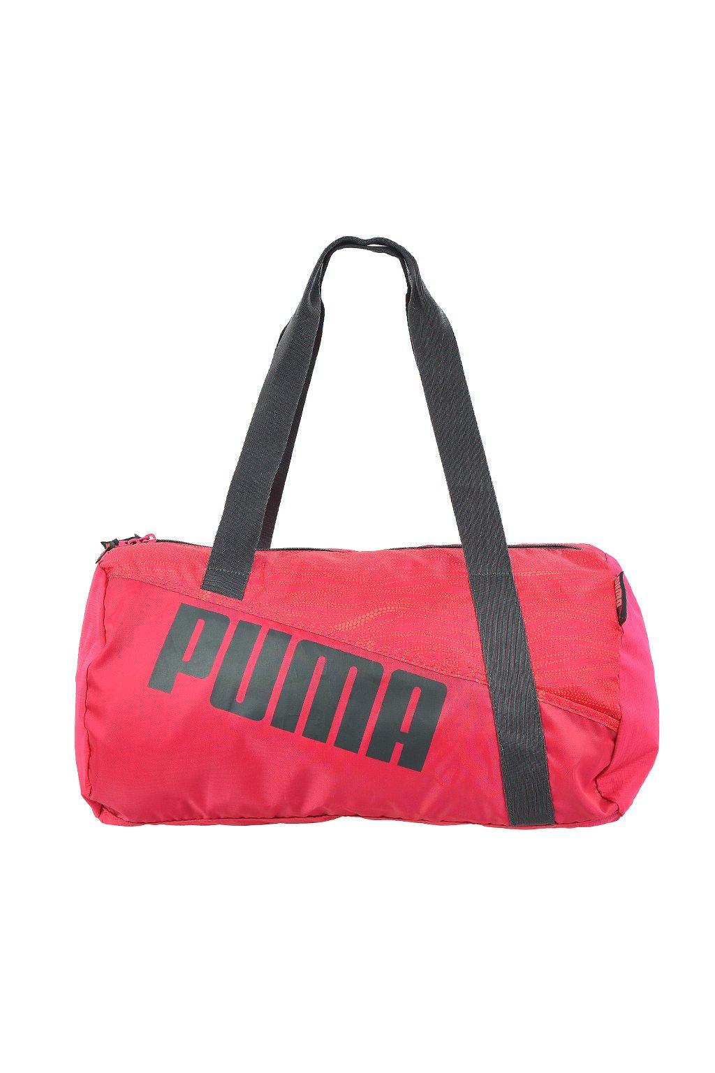 Taška Puma Studio Barrel červená 73816 02