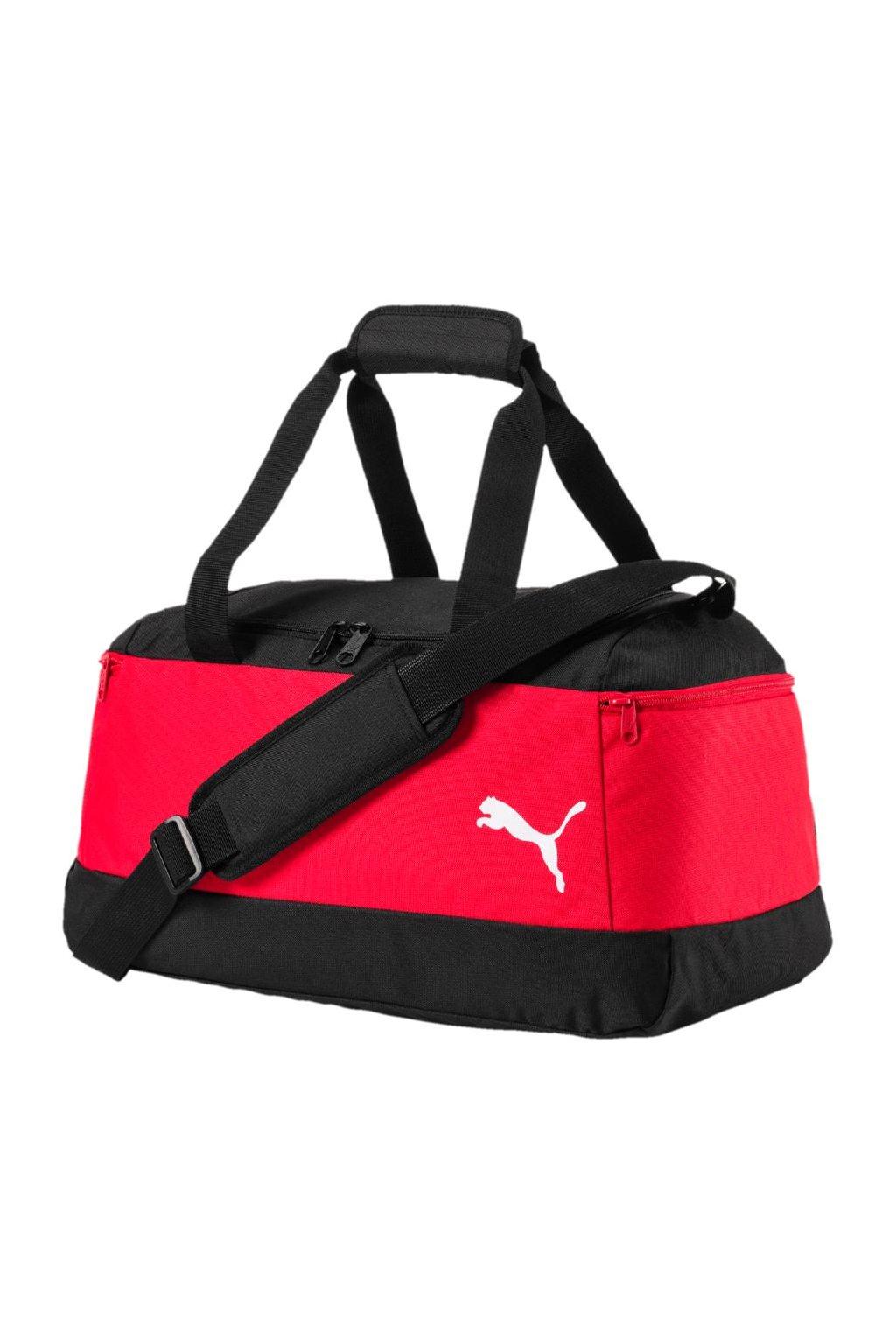 Taška Puma Pro Training II Small červená 074896 02