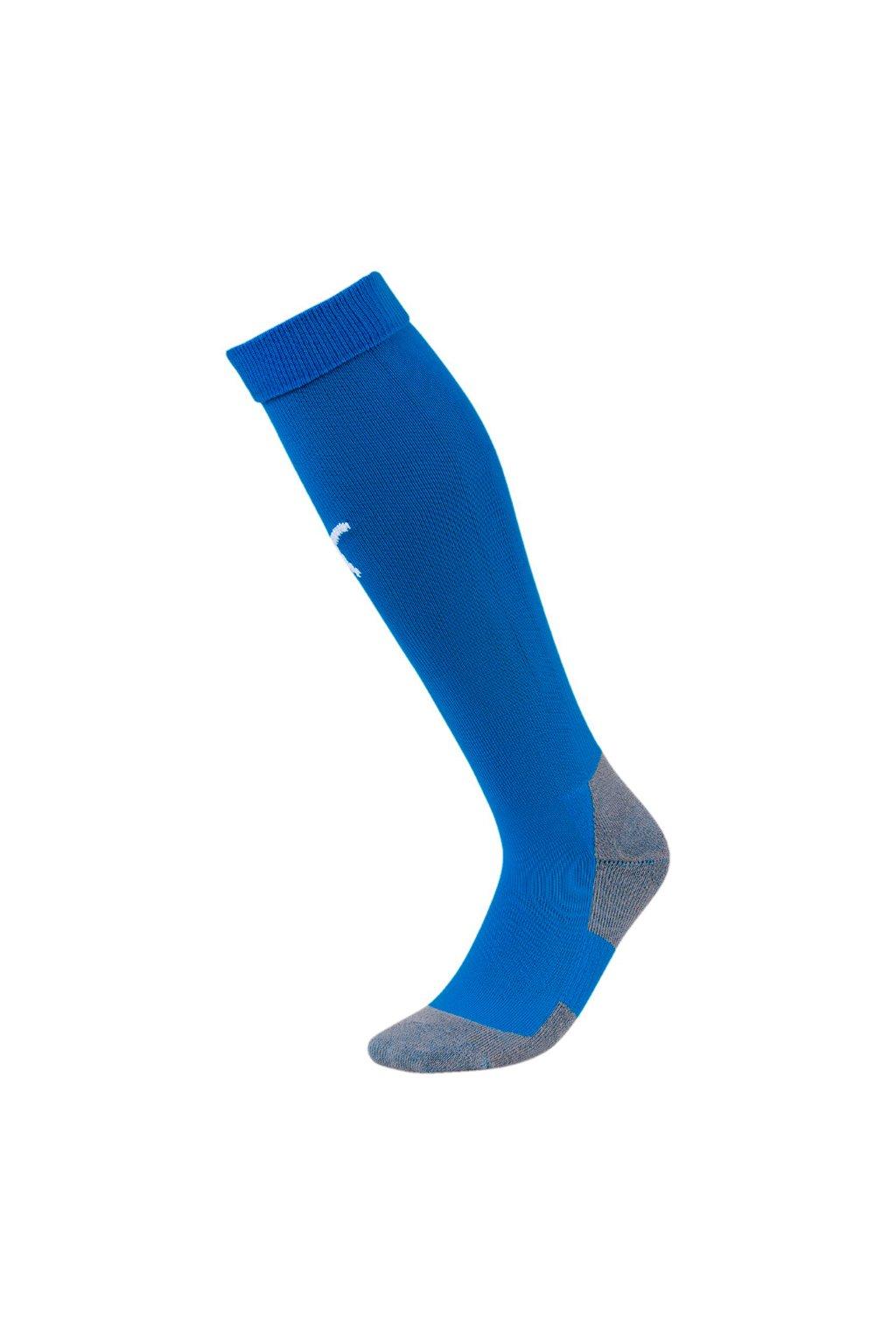 Futbalové ponožky Puma Liga Core Socks modré 703441 02