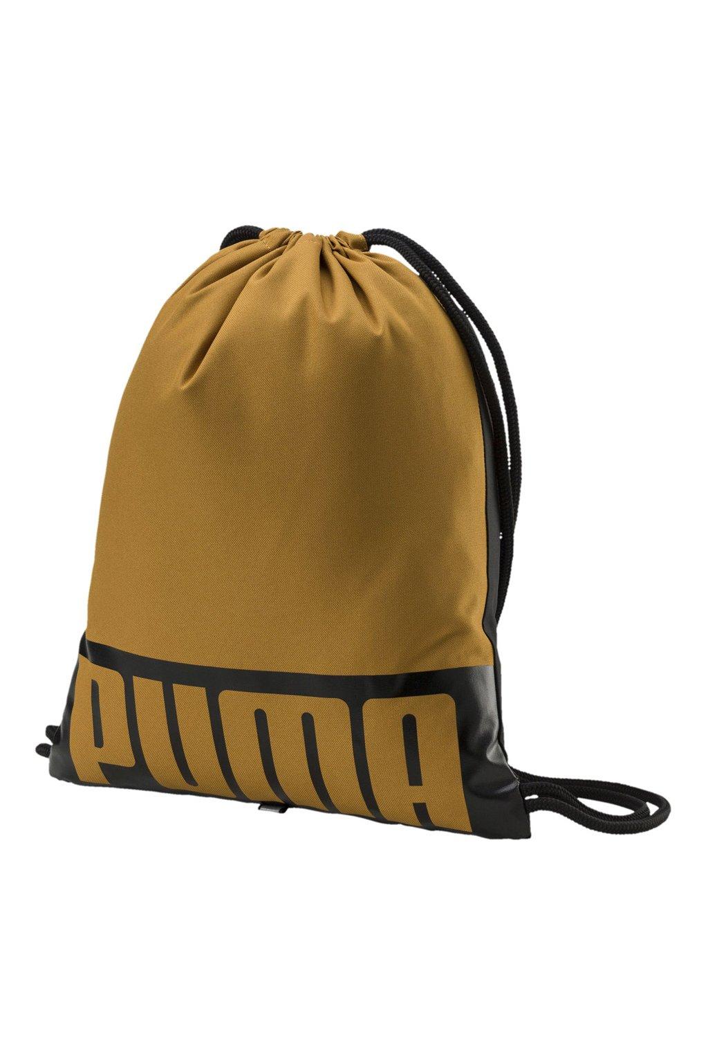 Vak Puma Deck Gym Sack hnedý 074961 12