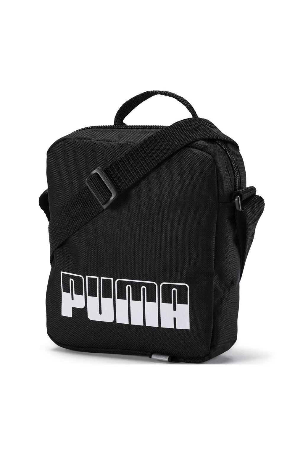 Taška Puma Plus II čierna 076061 01