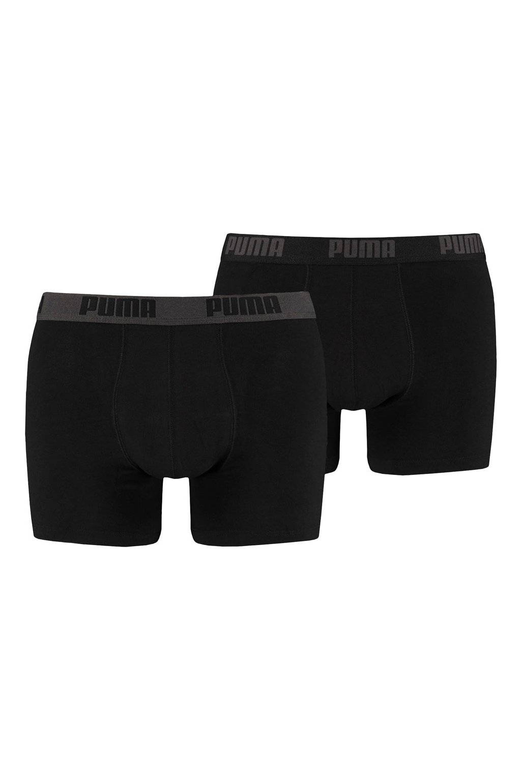 Boxerky pánske Puma Basic Boxer 2P čierne 521015001 230