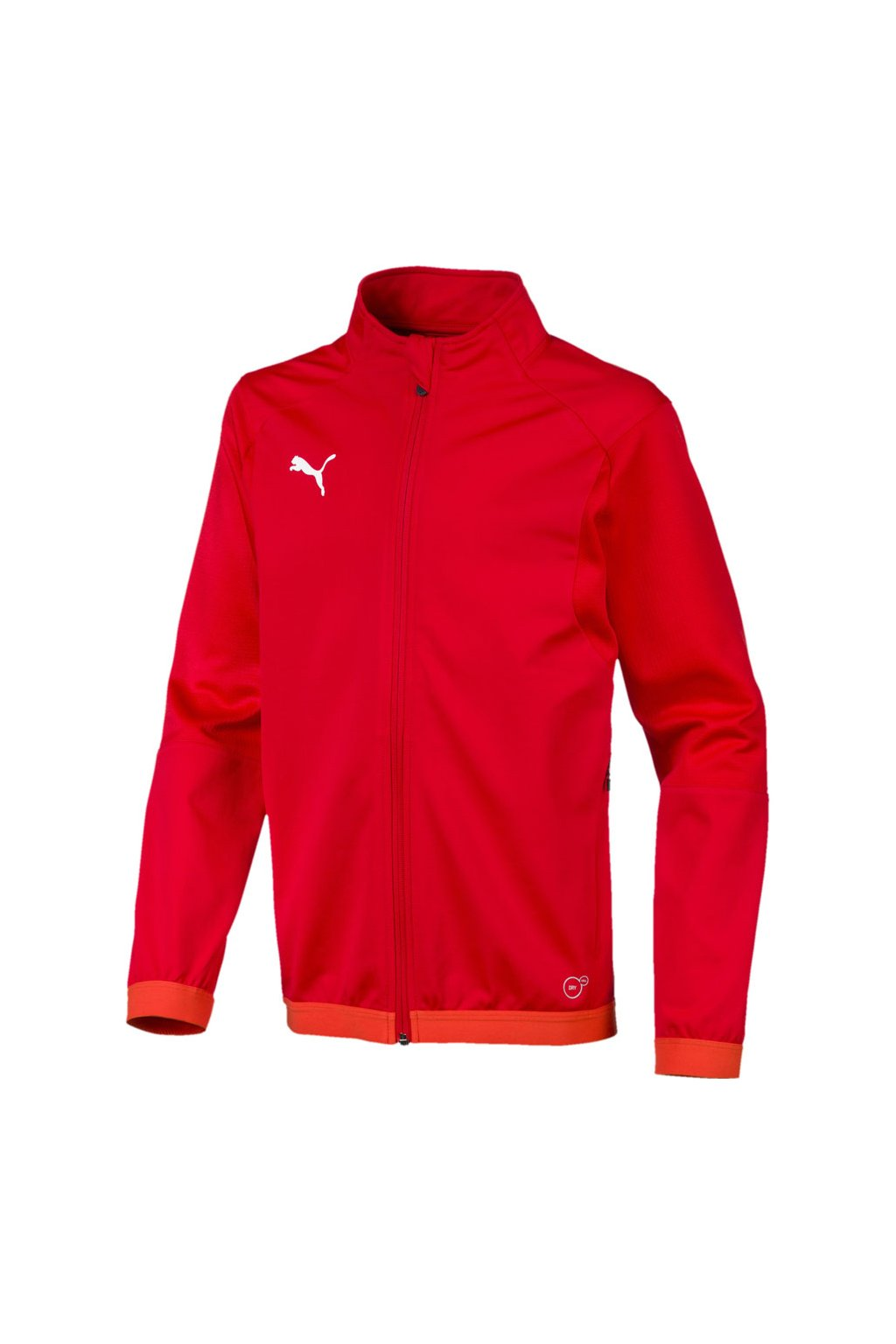Detská mikina Puma Liga Training Jacket JUNIOR červená 655688 01