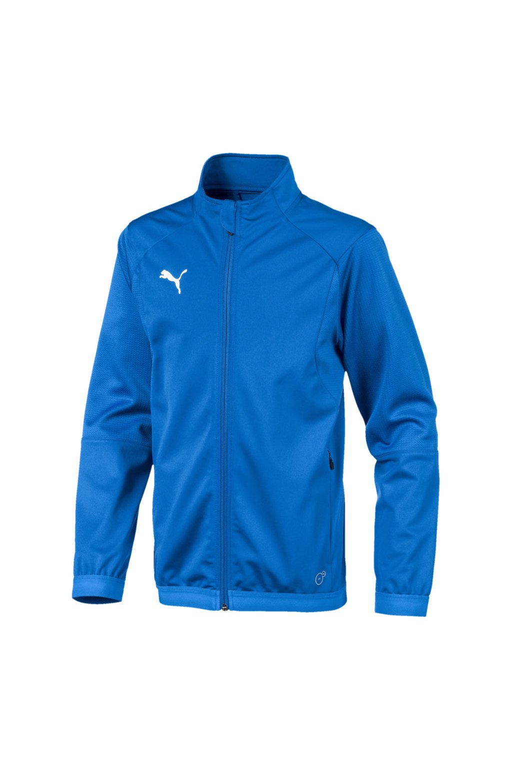 Detská mikina Puma Liga Training Jacket JUNIOR modrá 655688 02