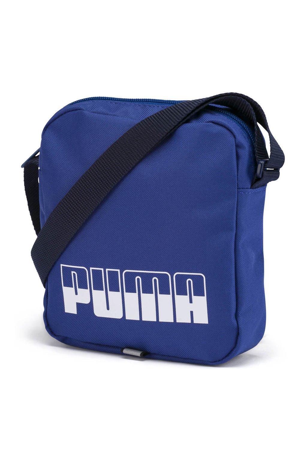 Taška Puma Plus II modrá 076061 09