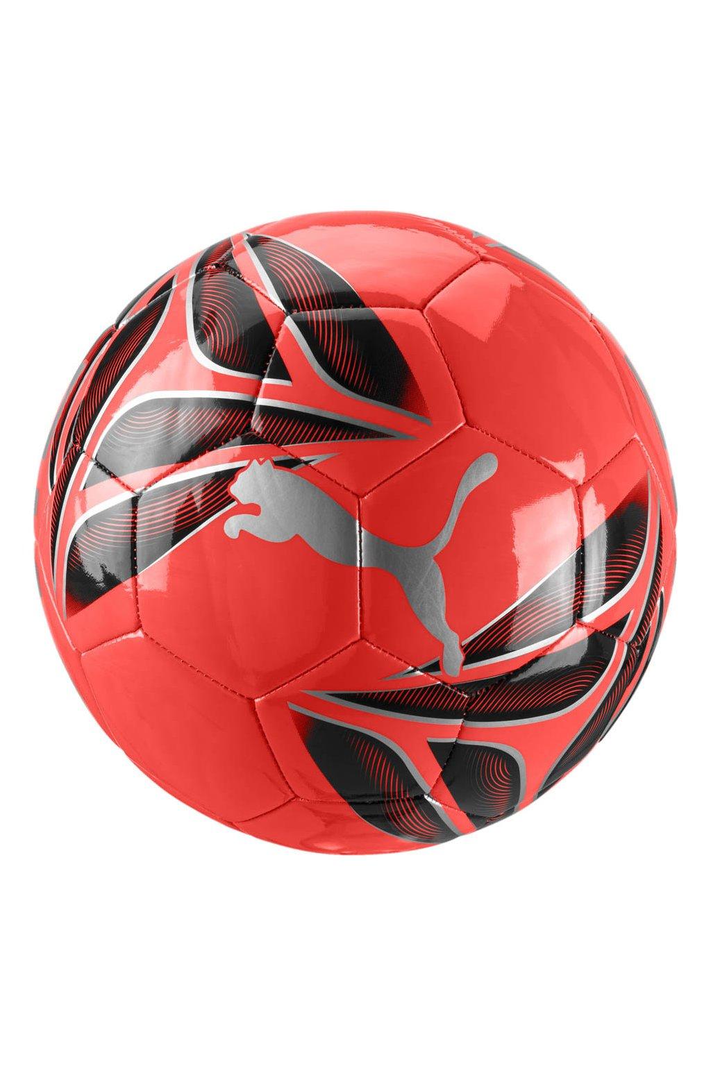 Futbalová lopta Puma One Triangle červená 083268 02