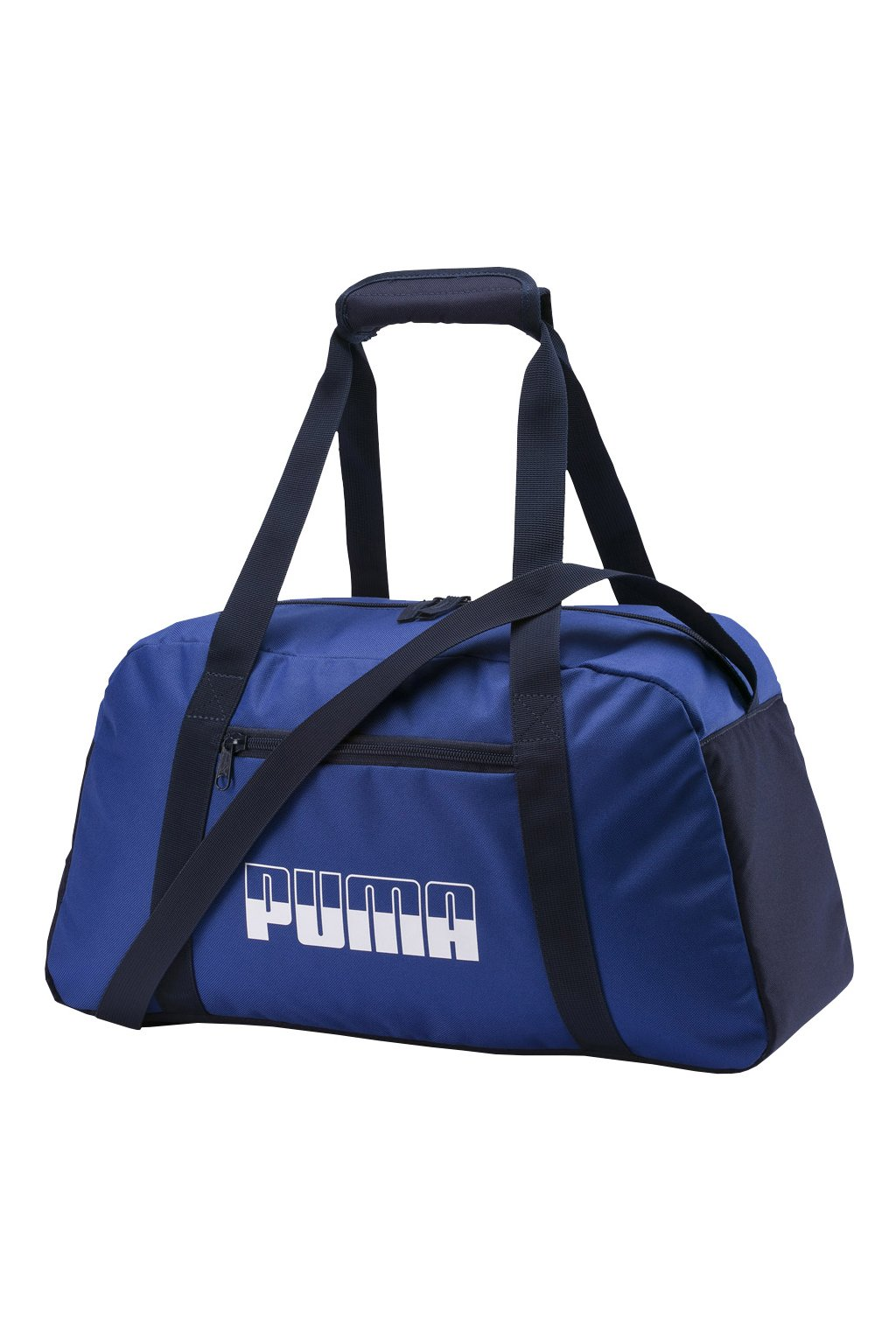 Taška Puma Plus Sports Bag II modrá 076063 09