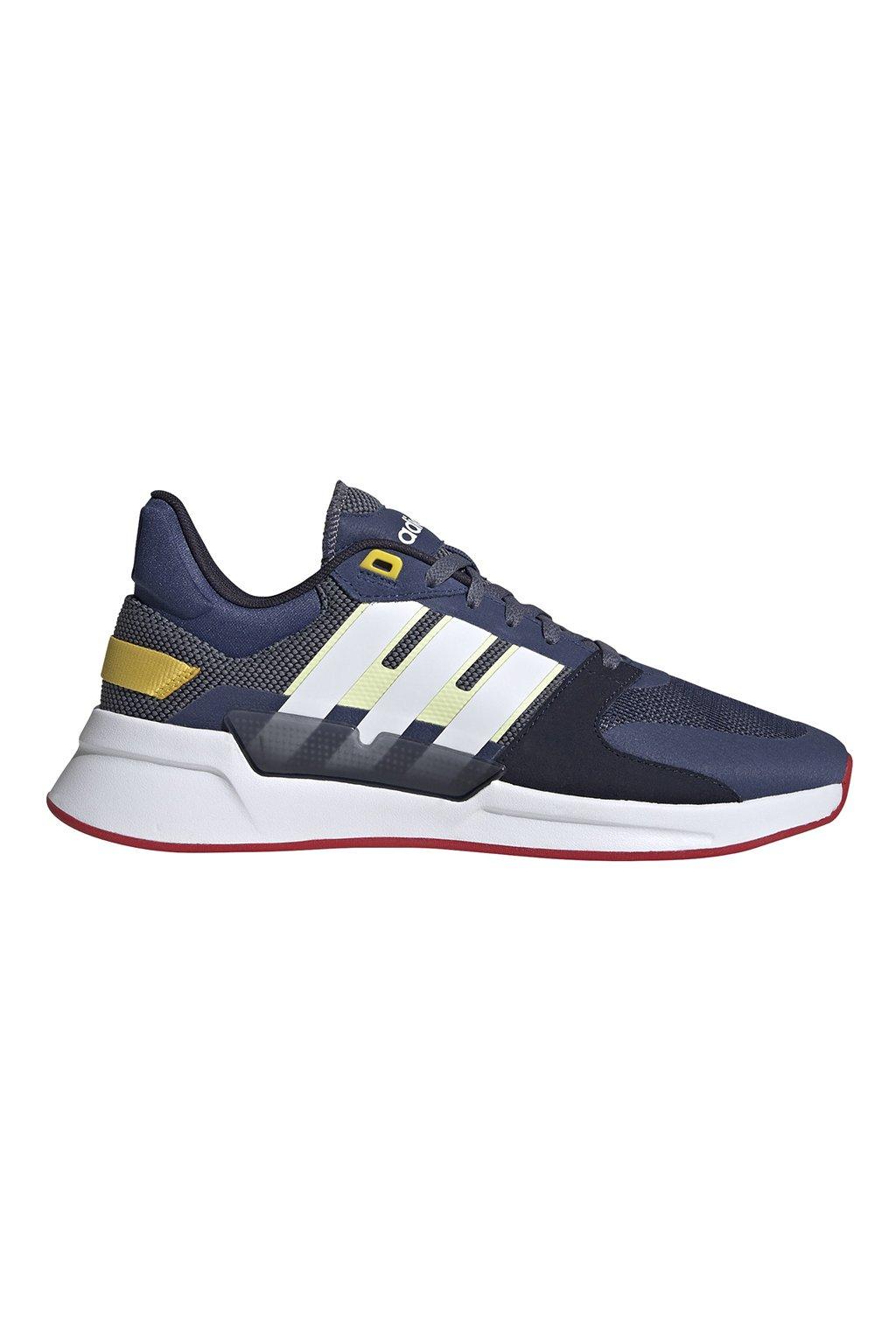 Pánske tenisky Adidas Run60S modro-biele EG8656