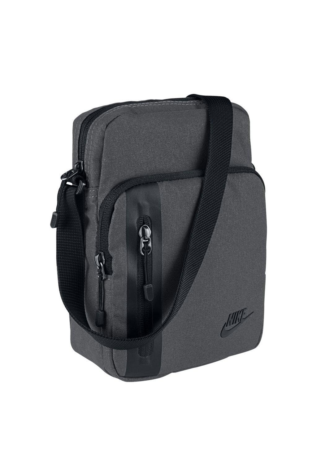 Taška Nike Tech Small Items 3.0 šedá BA5268 021