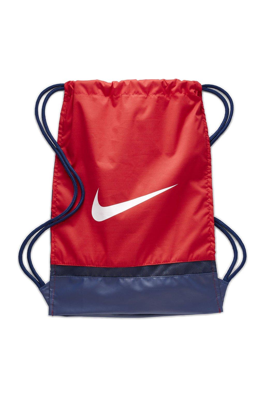 Vak na obuv Nike Brasilia červený BA5338 658