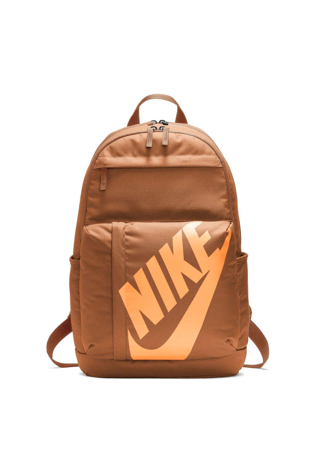 Batoh Nike Elemental pomarančový BA5381 810
