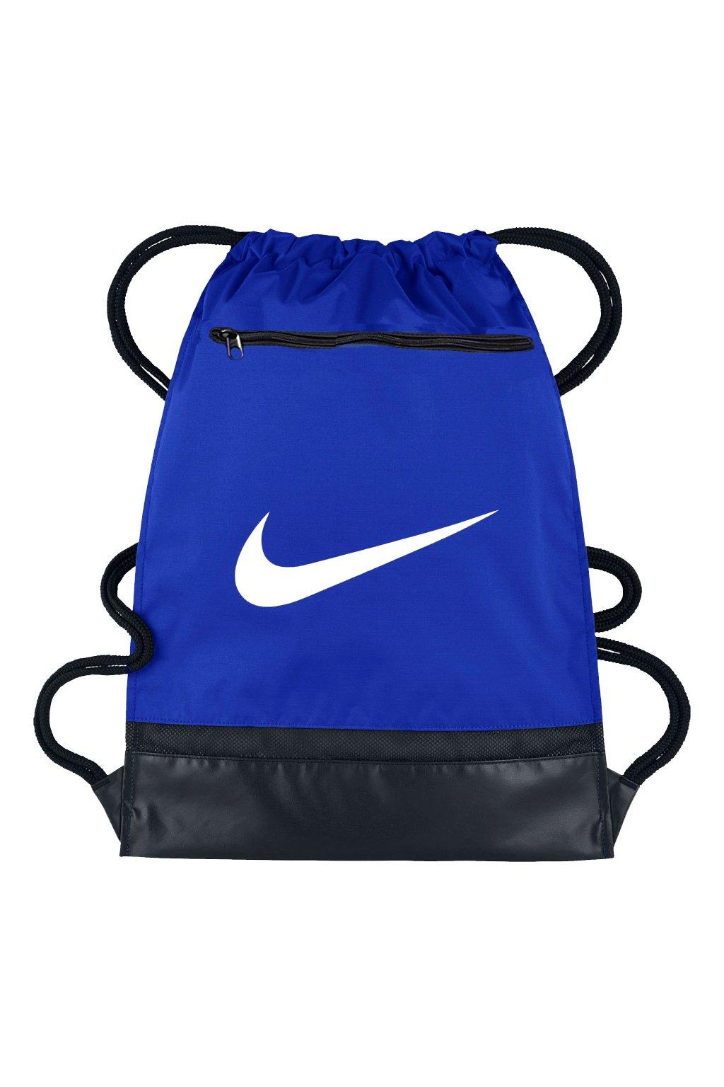 Vak na obuv Nike Brasilia 9.0 modrý BA5953 480