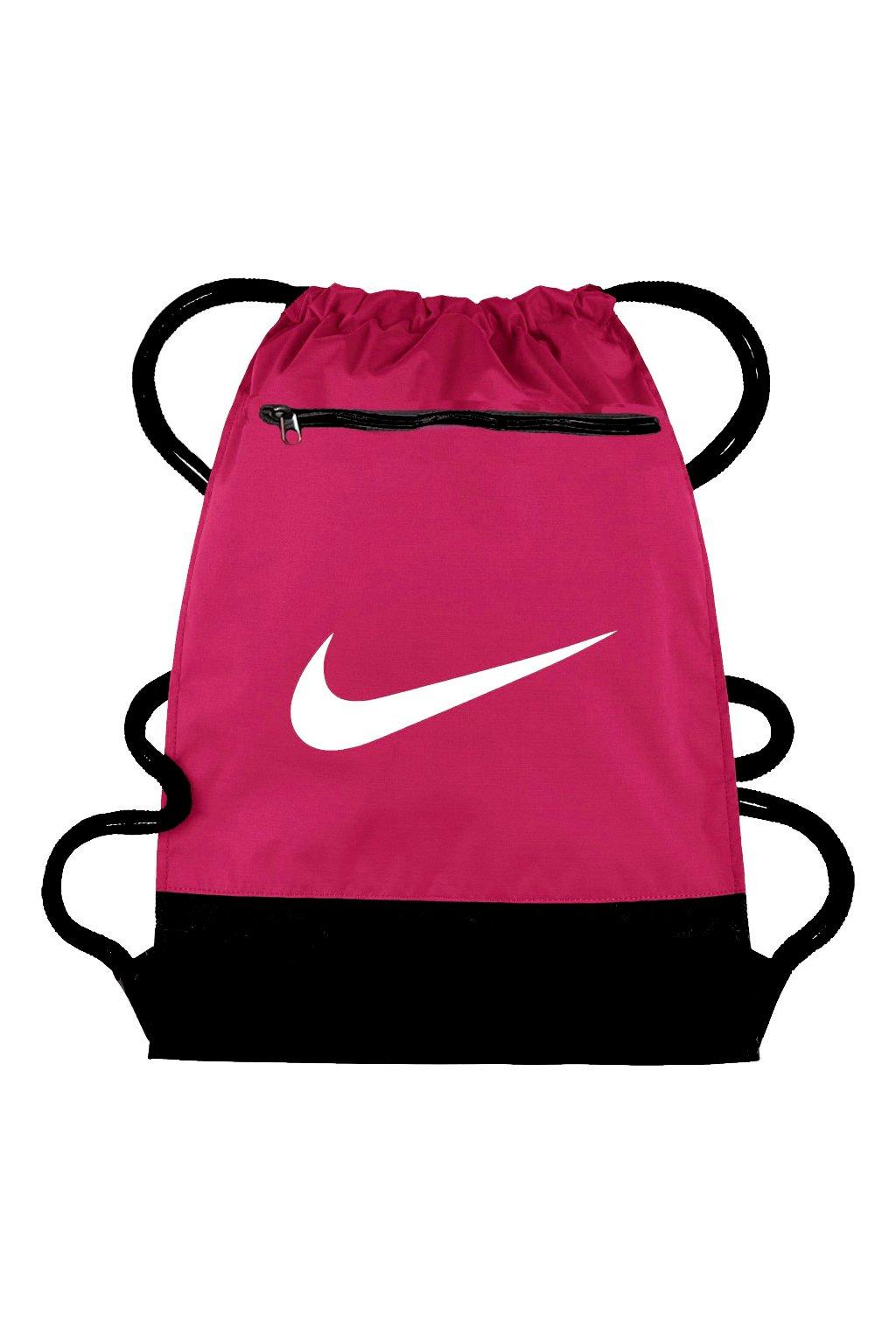 Vak na obuv Nike Brasilia 9.0 ružový BA5953 666