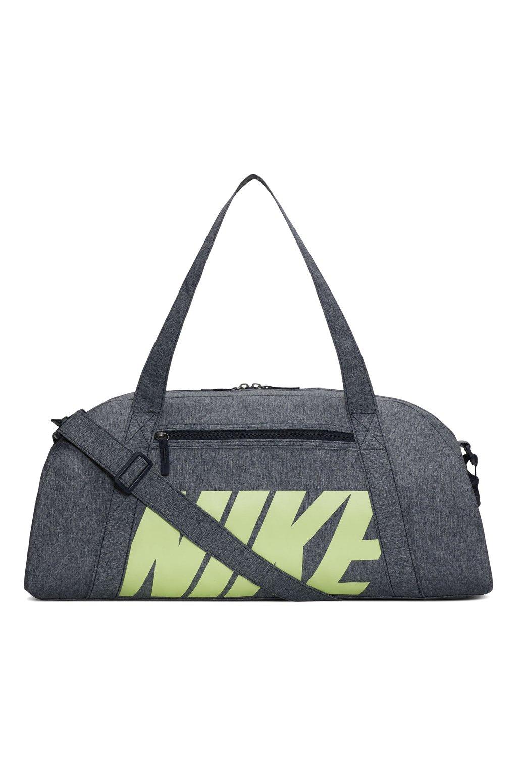 Taška dámska Nike Gym Club W šedá BA5490 453
