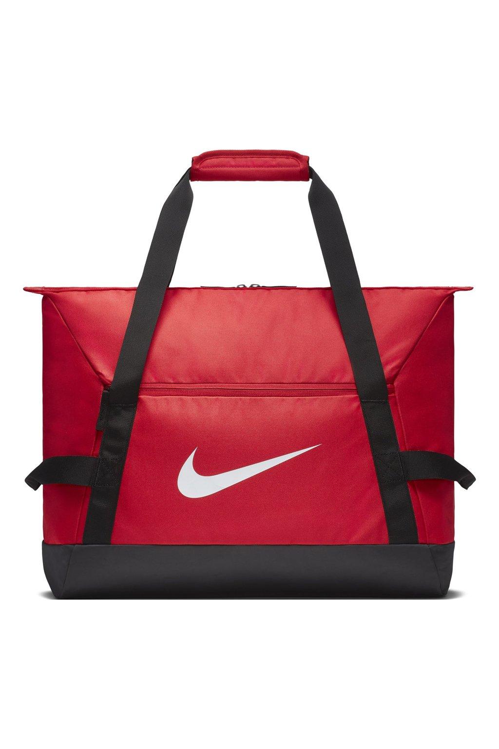 Taška Nike Academy Team M Duffel červená BA5504 657