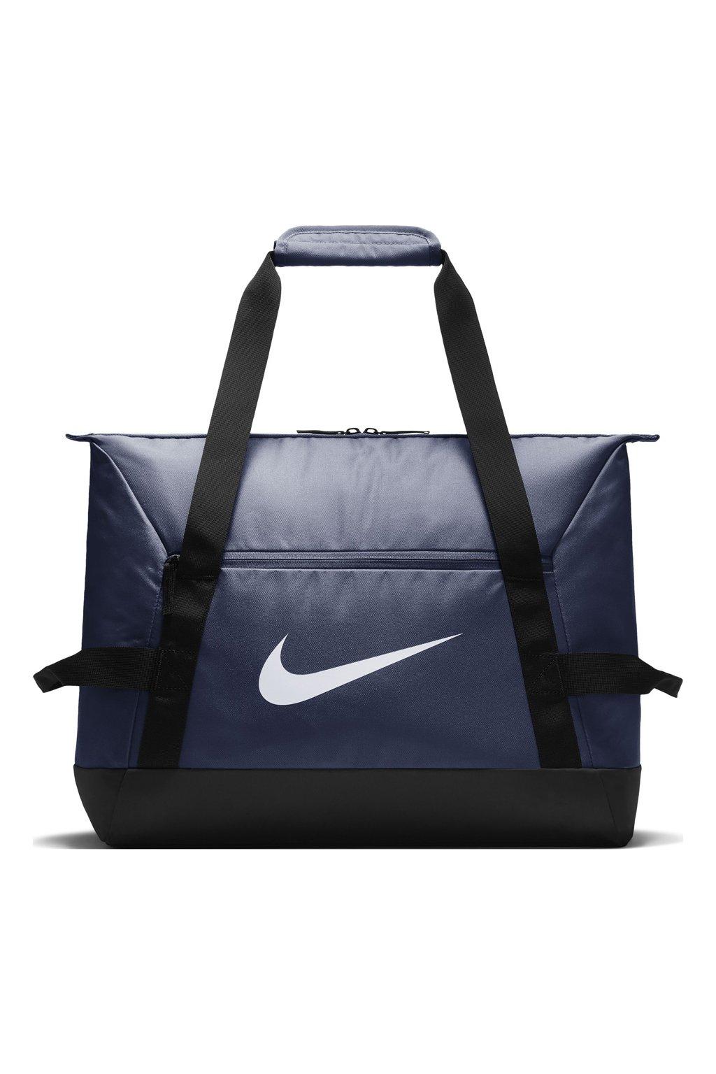 Taška Nike Academy Team S Duffel tmavo modrá BA5505 410