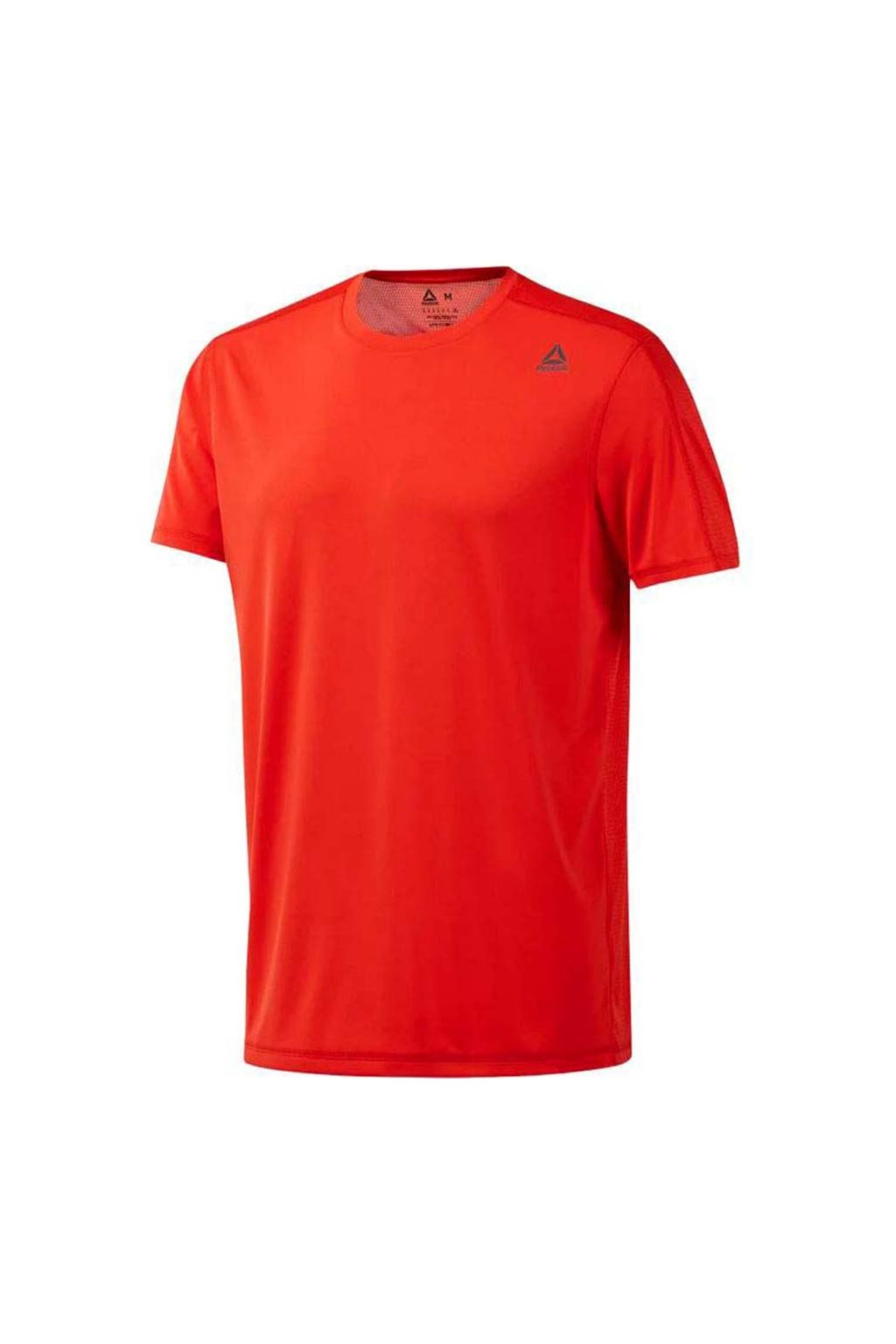Pánske tričko Reebok Workout Tech Top červené DP6162