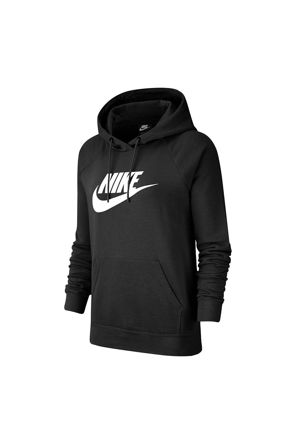 Dámska mikina Nike W Essential Hoodie PO HBR čierna BV4126 010