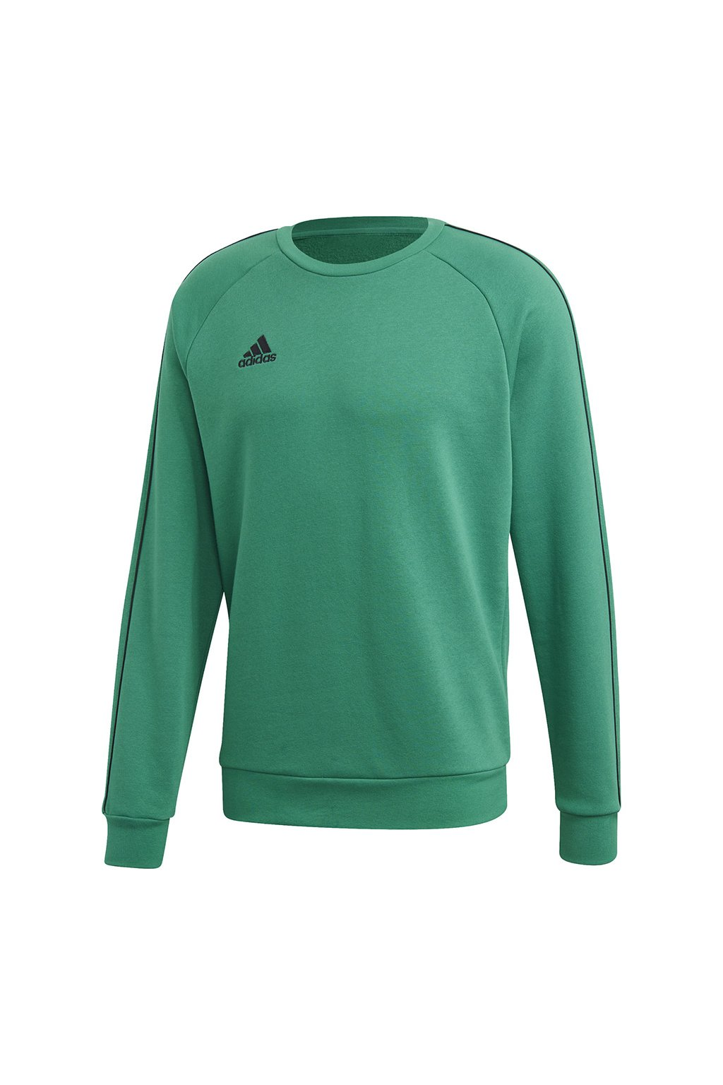 Pánska mikina Adidas Core 18 Sweat Top zelená FS1898