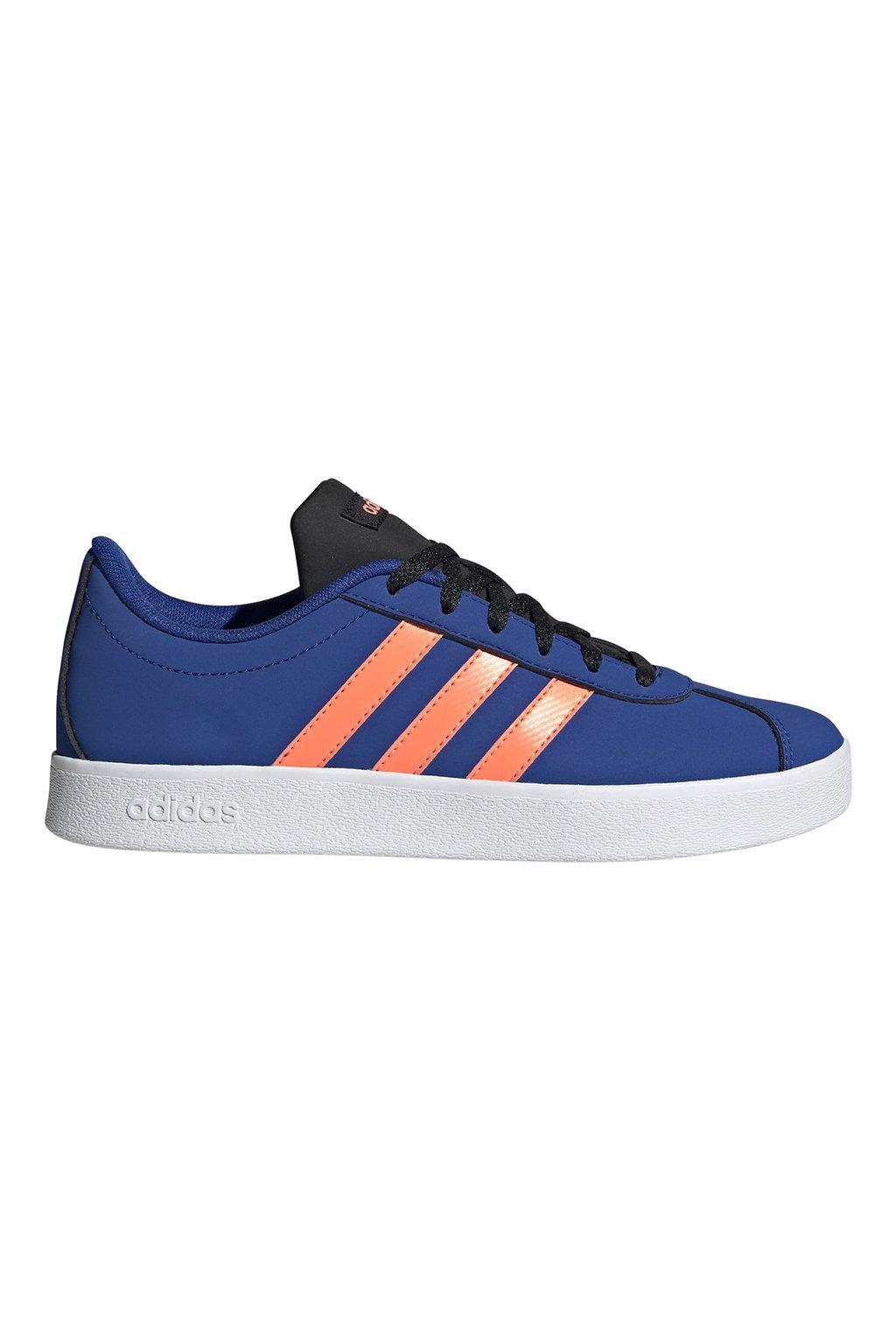 Detská obuv Adidas VL Court 2.0 K modré EG2003