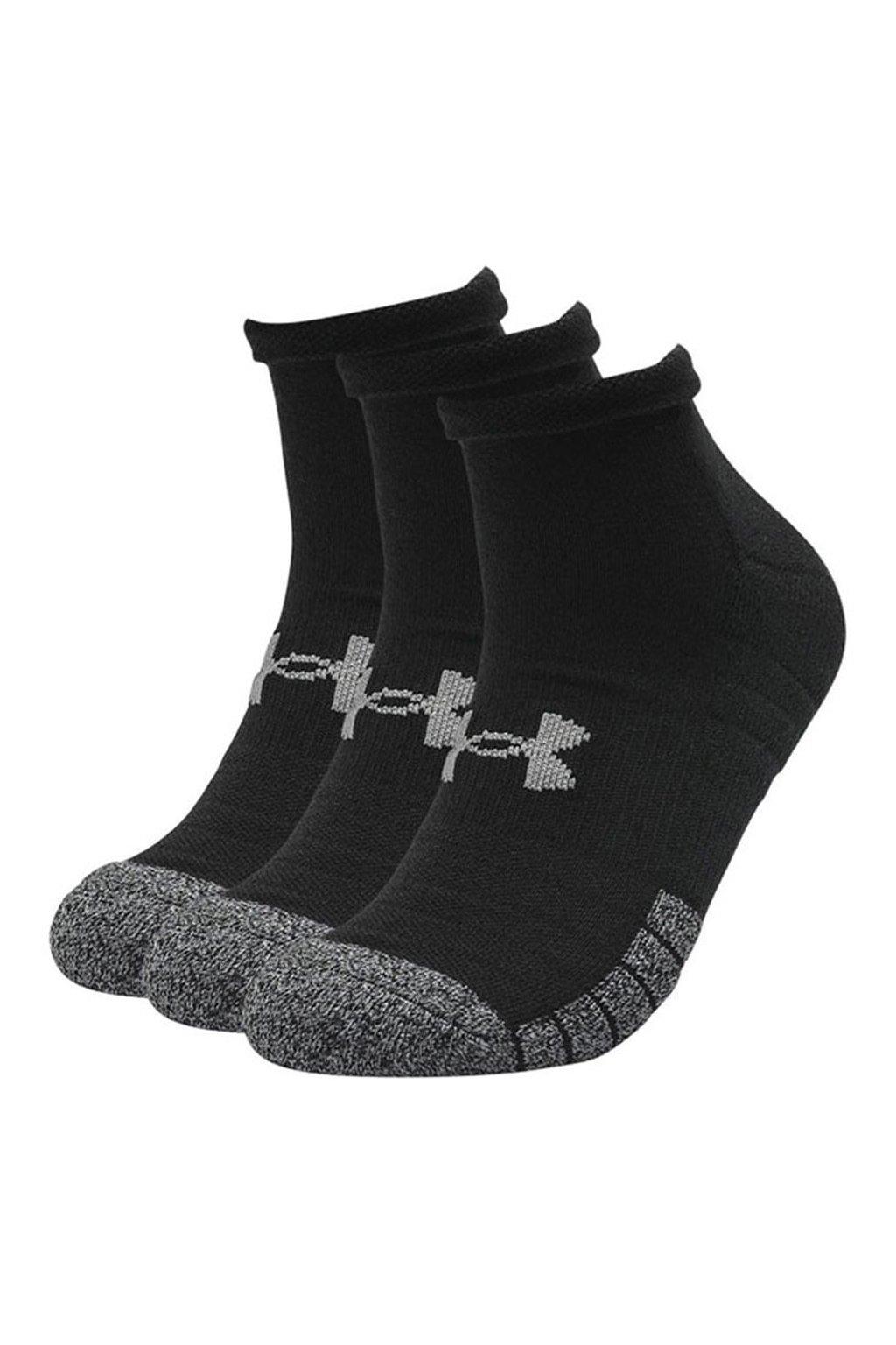 Ponožky Under Armour Heatgear Locut čierne 1346753 001