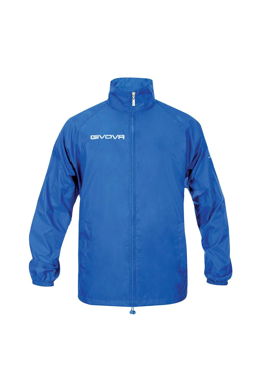 Bunda Givova Rain Basico modrá RJ001 0002