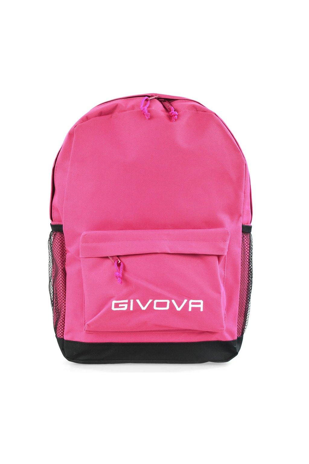 Batoh Givova Zaino Scuola ružový 21L