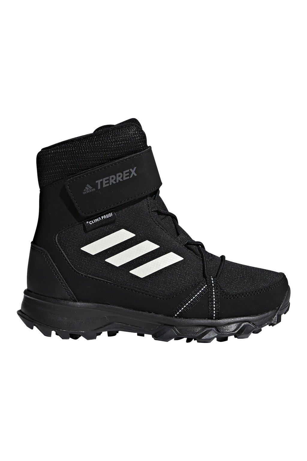 Detská športová obuv adidas Terrex Snow CF CP CW čierne S80885
