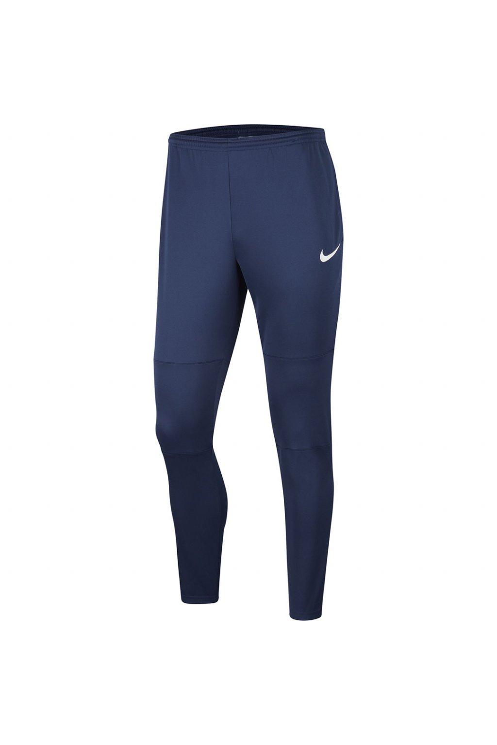 Juniorské tepláky Nike Dry Park 20 Pant KP tmavo modré BV6902 451