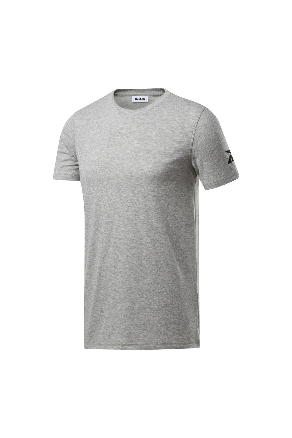 Pánske tričko Reebok Wor We Comm SS Tee šedé FP9101