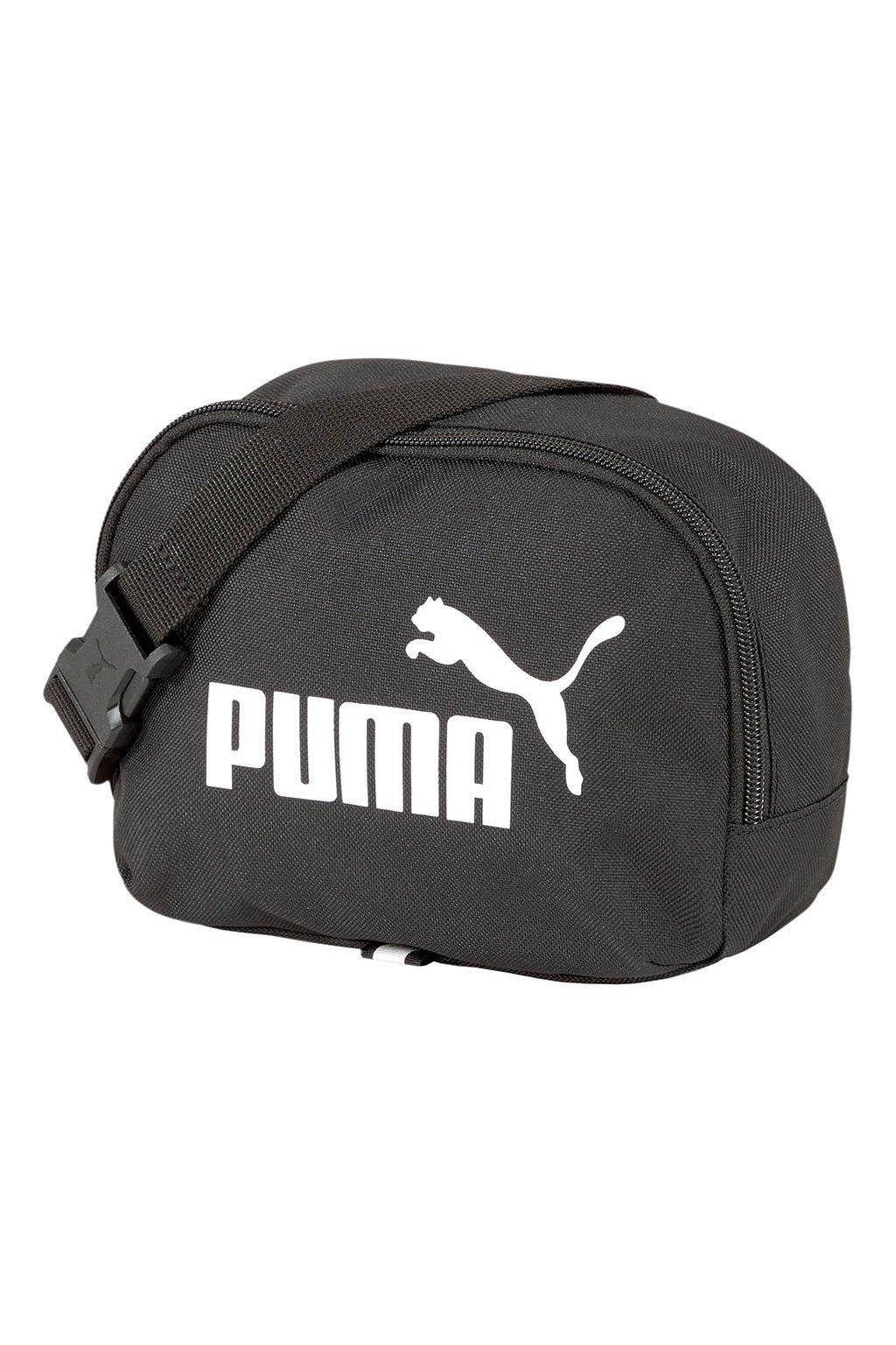 Ľadvinka Puma Phase Waist Bag čierna 076908 01