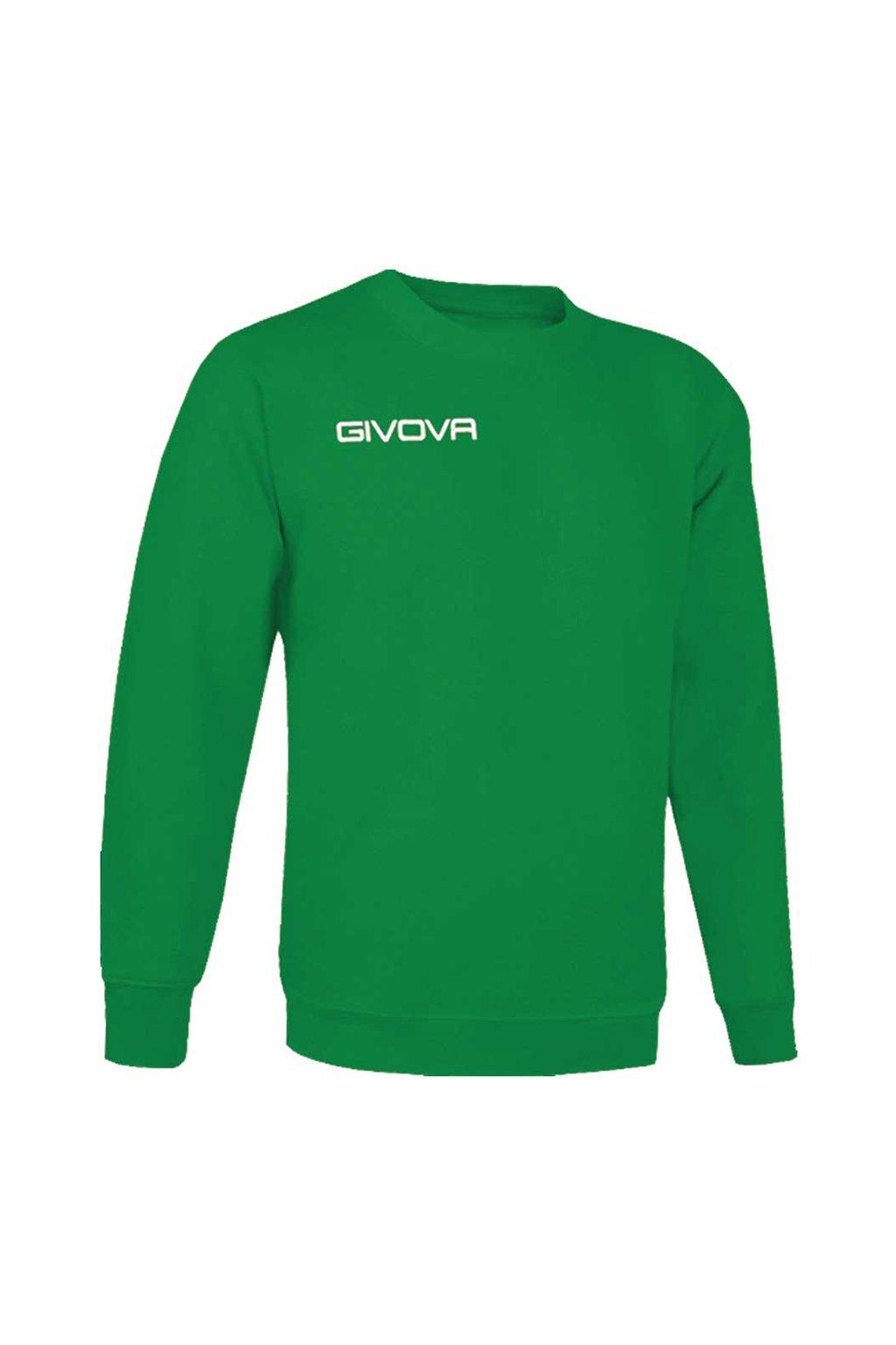 Tréningová mikina Givova Maglia One zelená