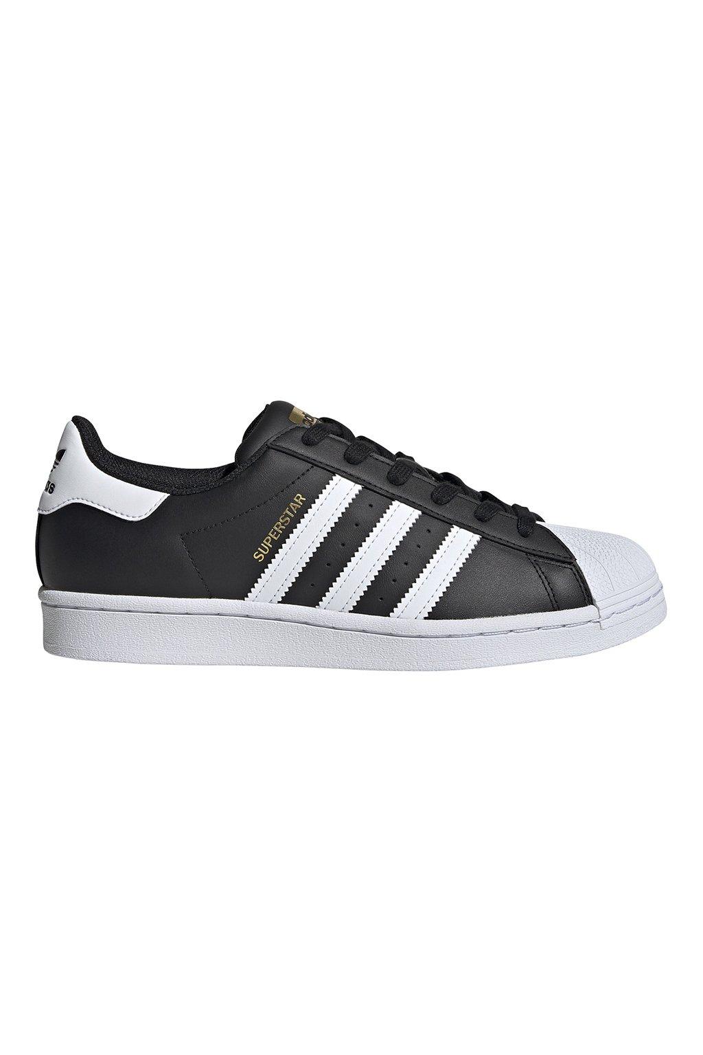 Dámska obuv Adidas Superstar W čierne FV3286